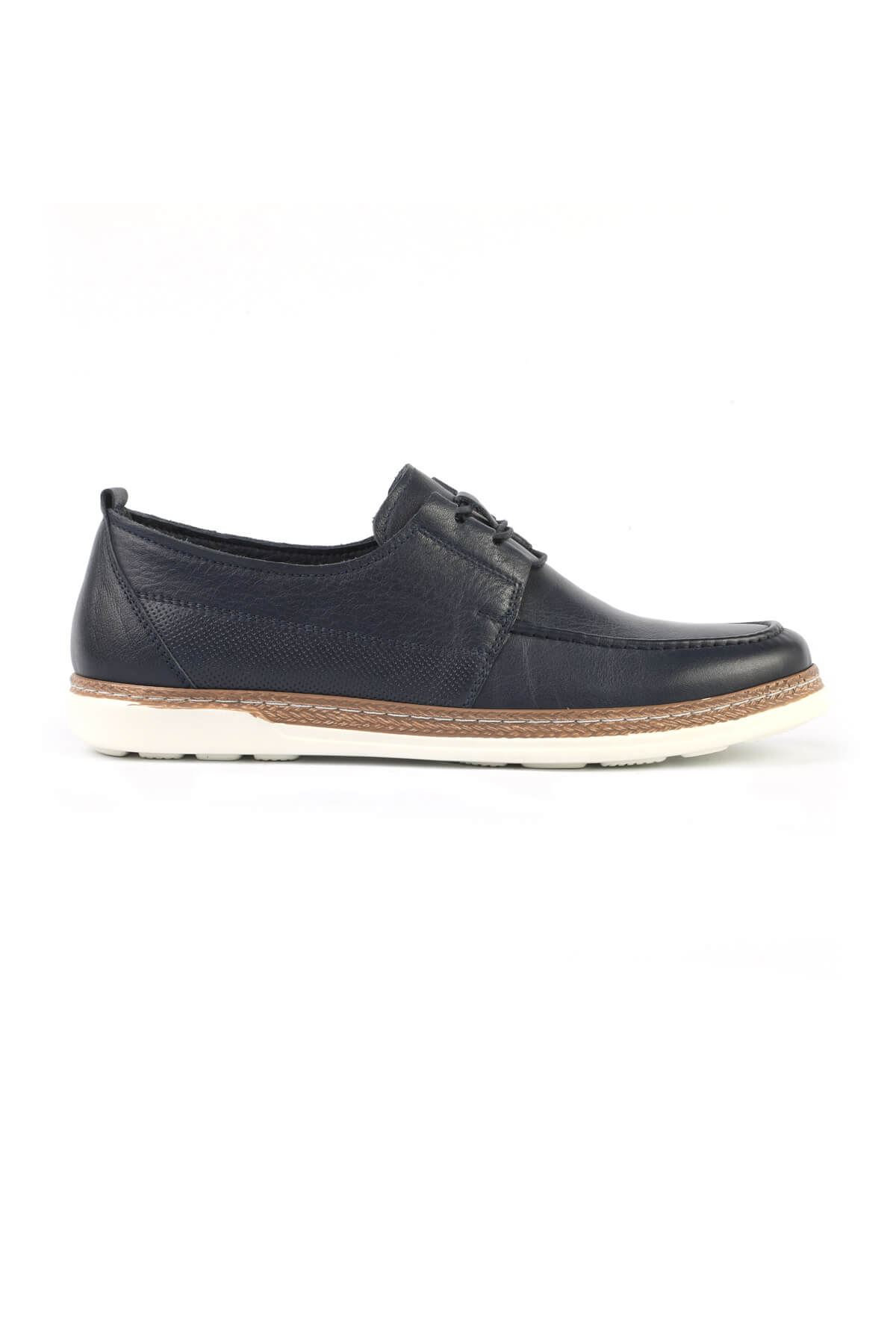 Libero C626 Navy Blue Casual Shoes