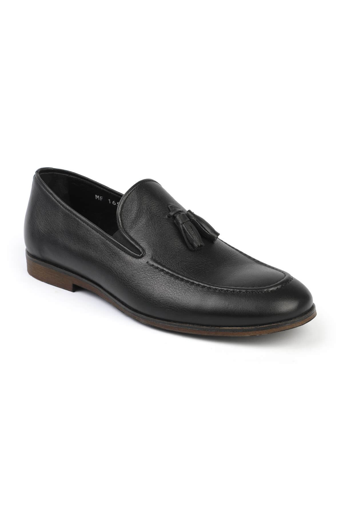 Libero C165 Siyah Loafer Ayakkabı