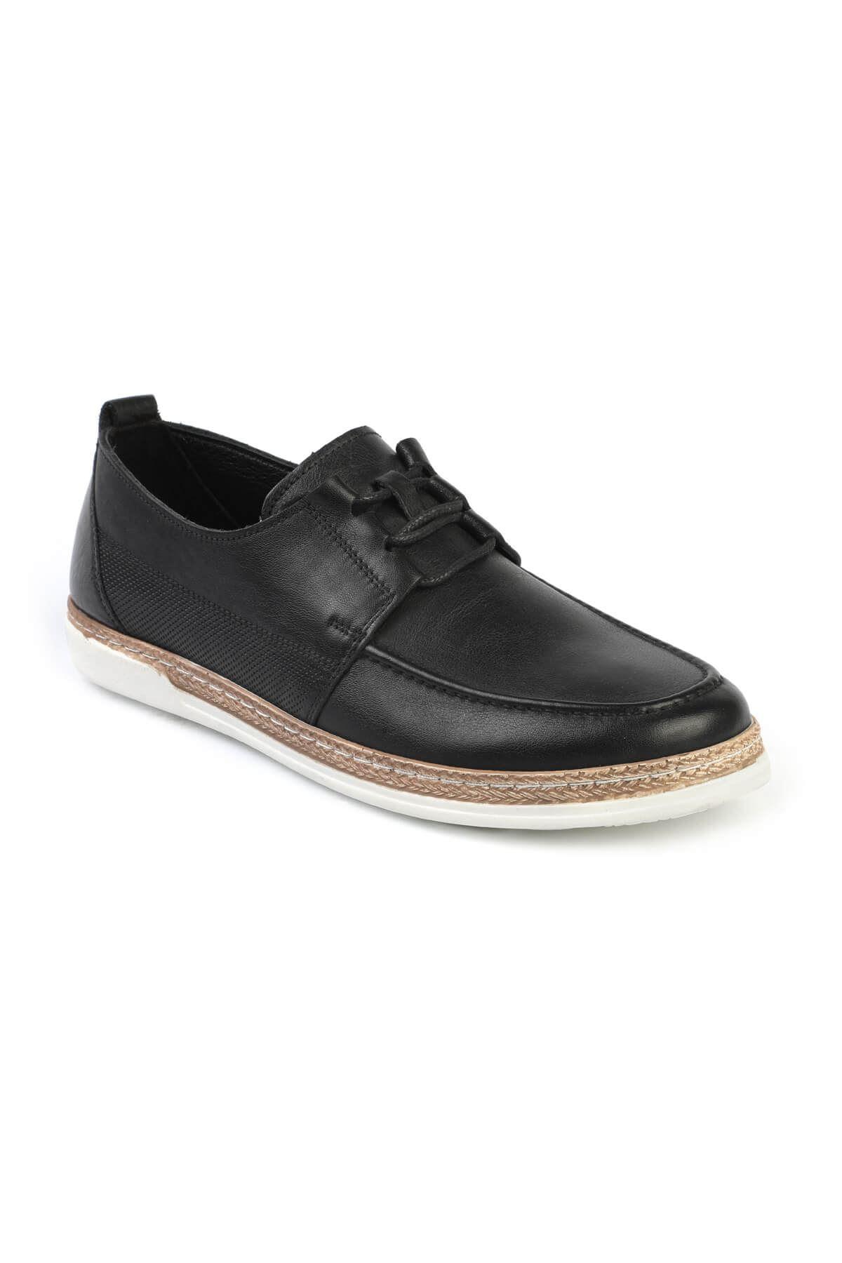 Libero C626 Black Casual Shoes
