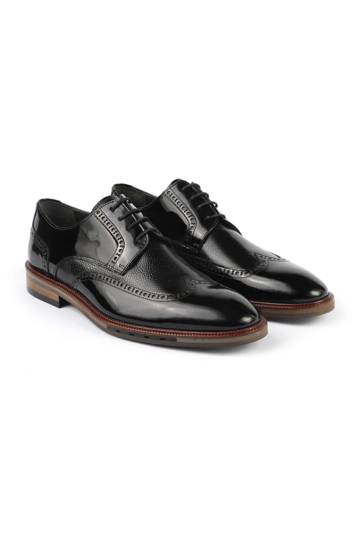 Libero 2352 Black Classic Shoes