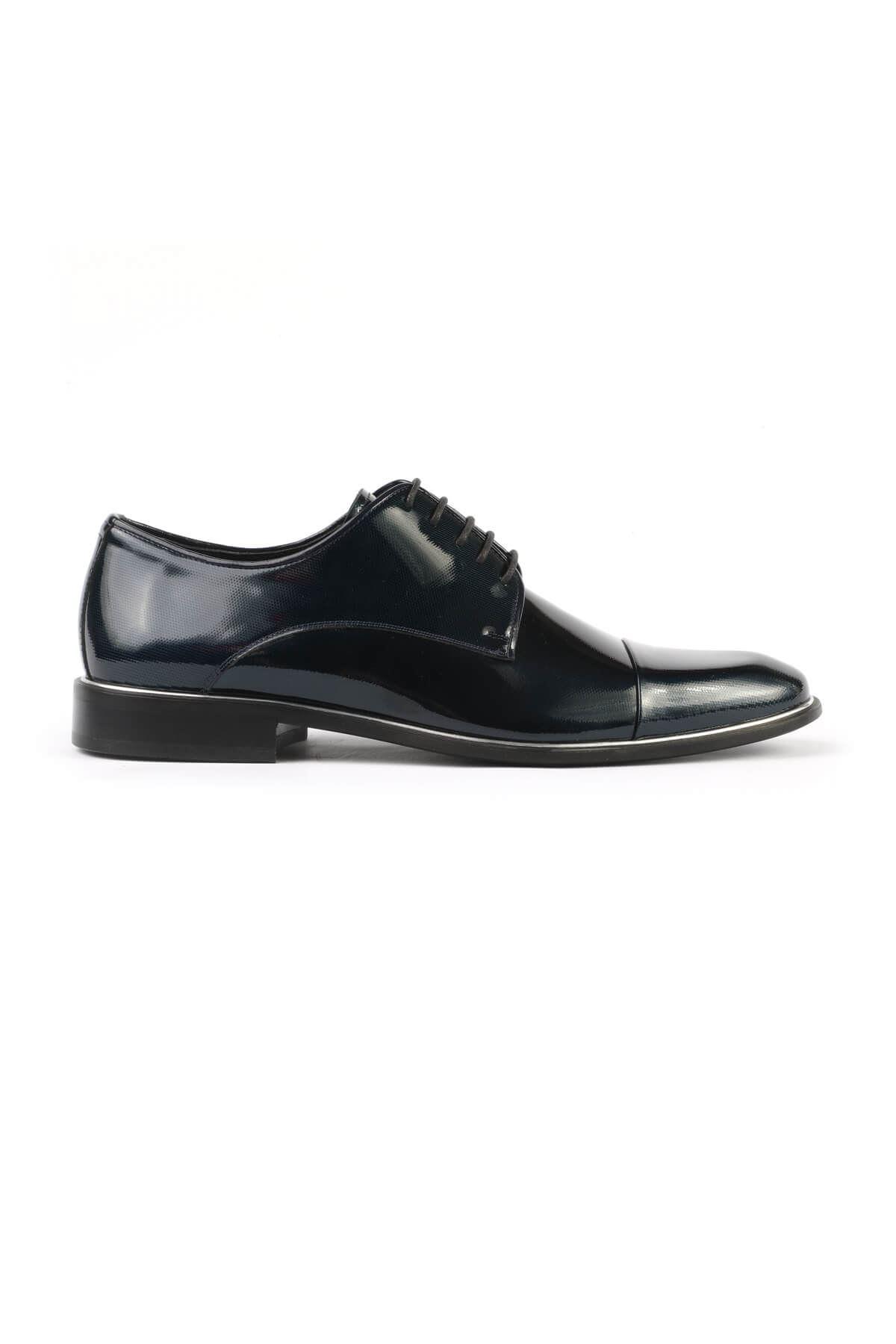 Libero 2474 Navy Blue Classic Shoes