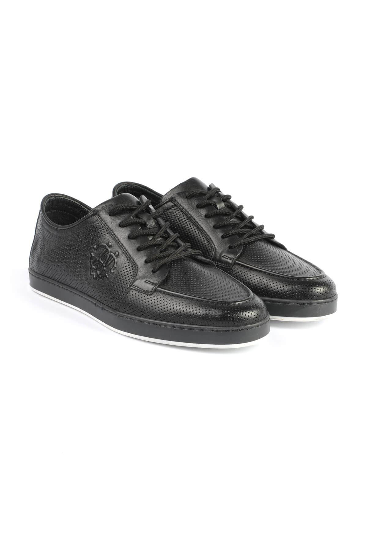 Libero 3200 Black Sneaker Shoes