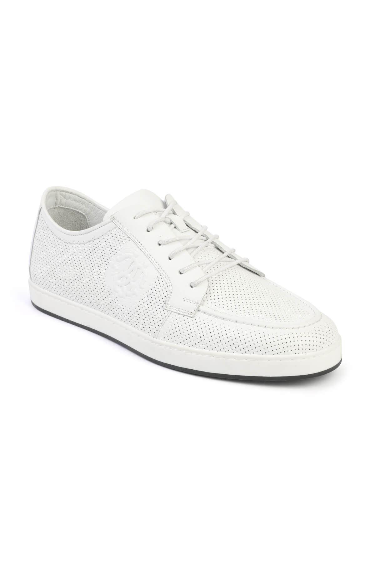 Libero 3200 White Sneaker Shoes