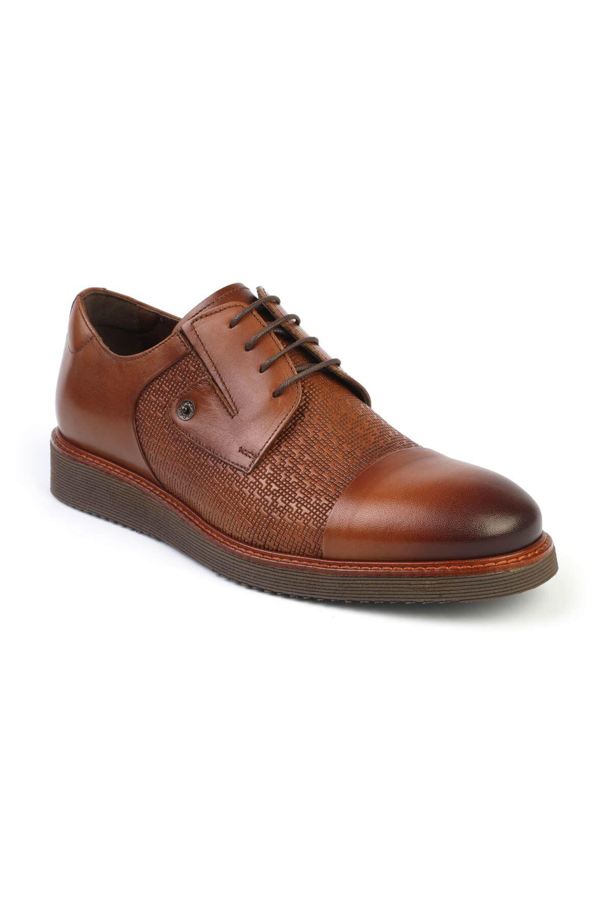 Libero C801 Taba Oxford Ayakkabı