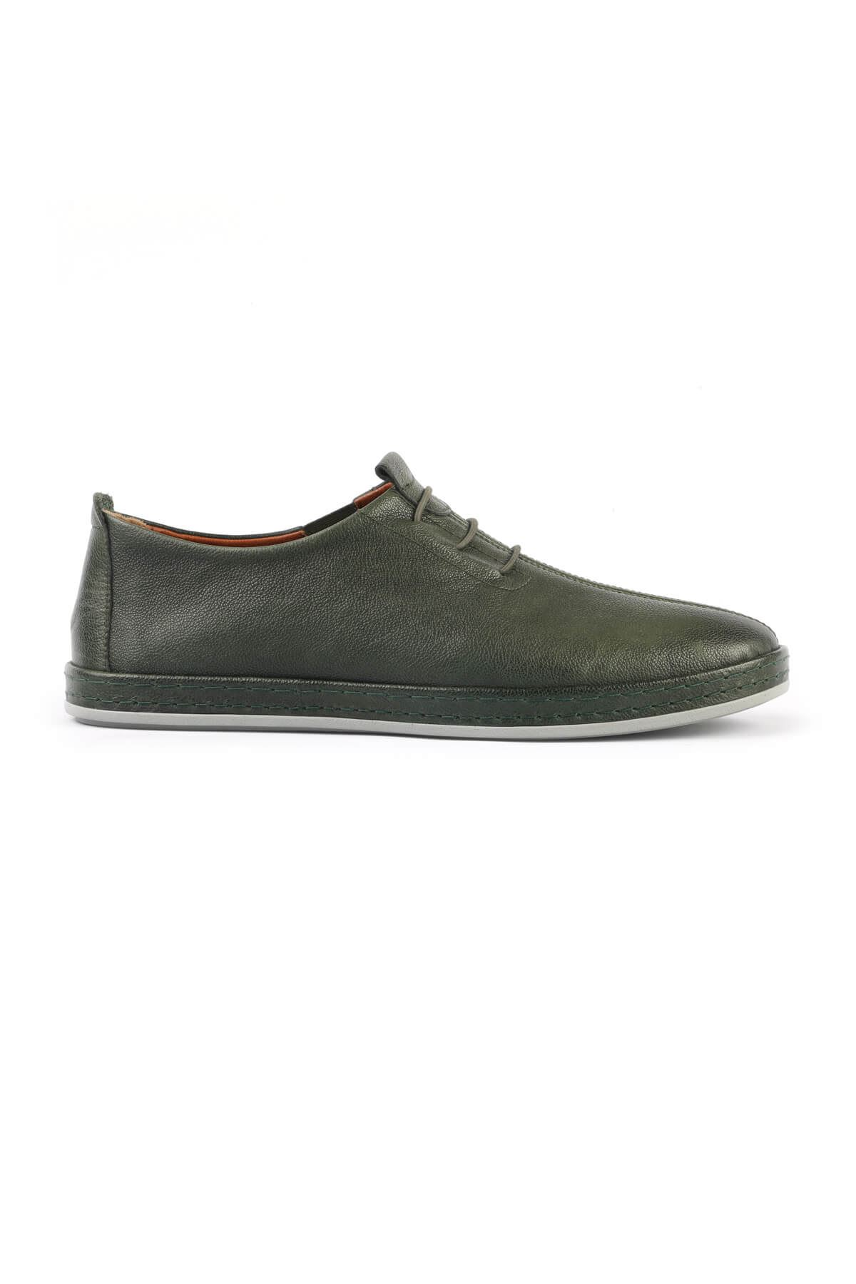 Libero 3042 Green Casual Shoes
