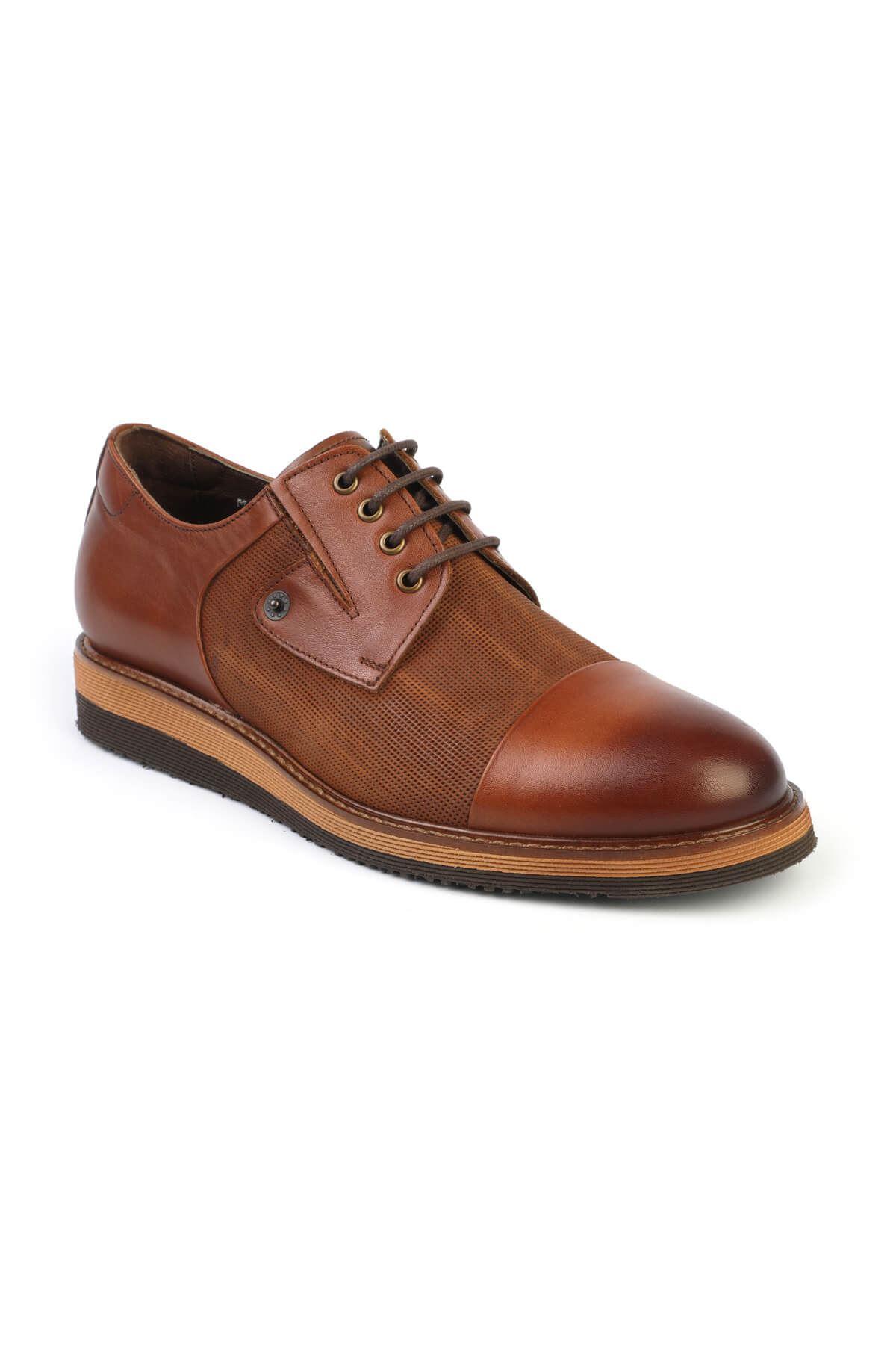 Libero 2641 Taba Oxford Ayakkabı