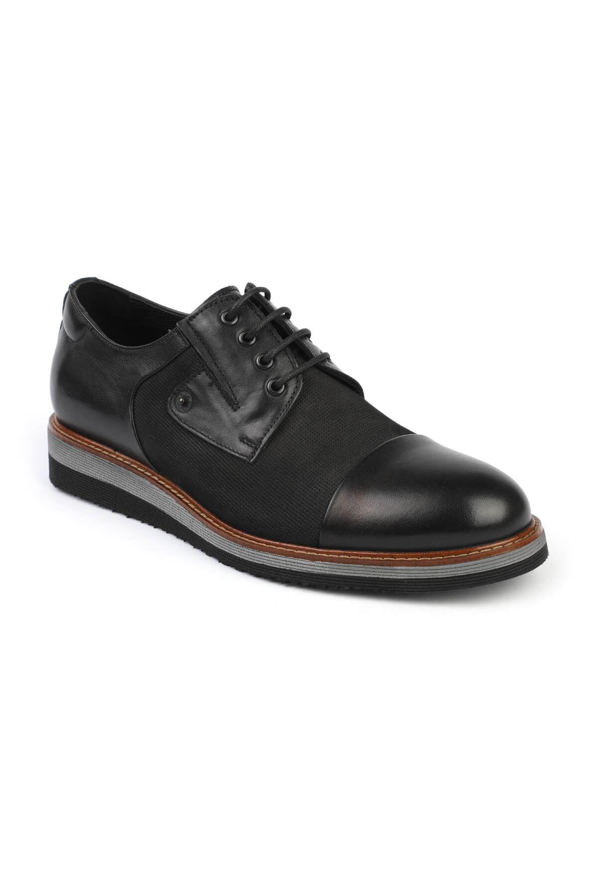 Libero 2641 Siyah Oxford Ayakkabı