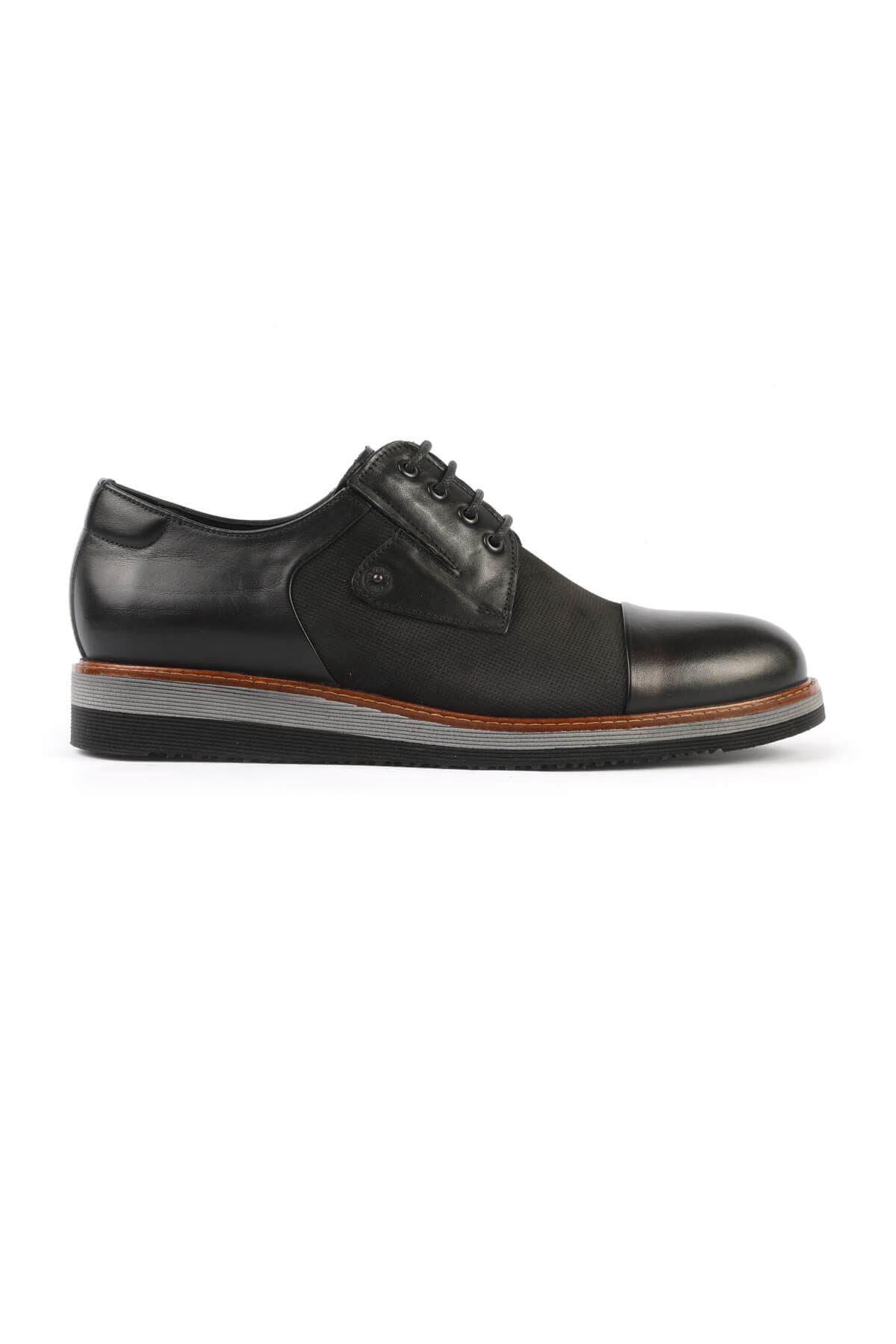Libero 2641 Black Oxford Shoes