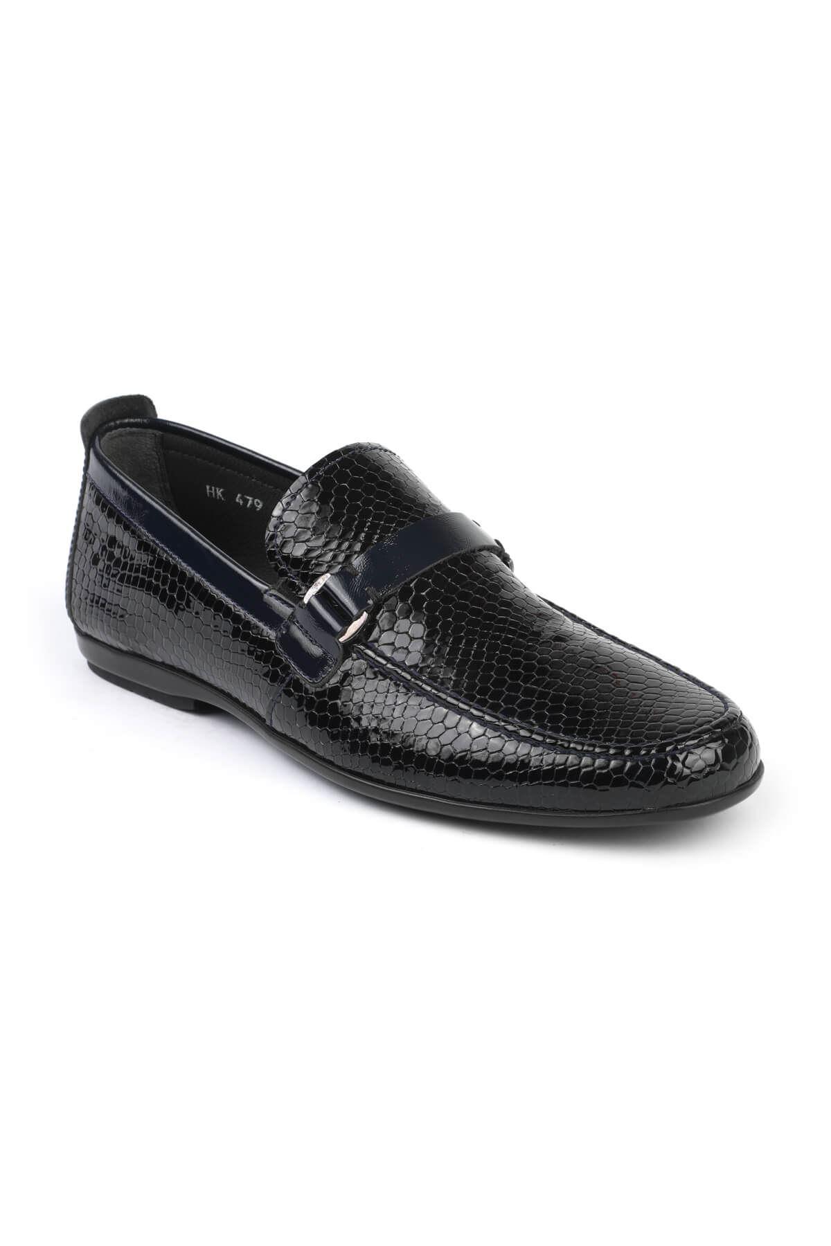 Libero C479 Lacivert Loafer Ayakkabı