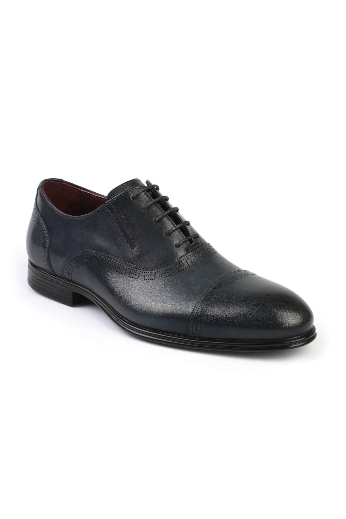 Libero 3113 Navy Blue Classic Shoes
