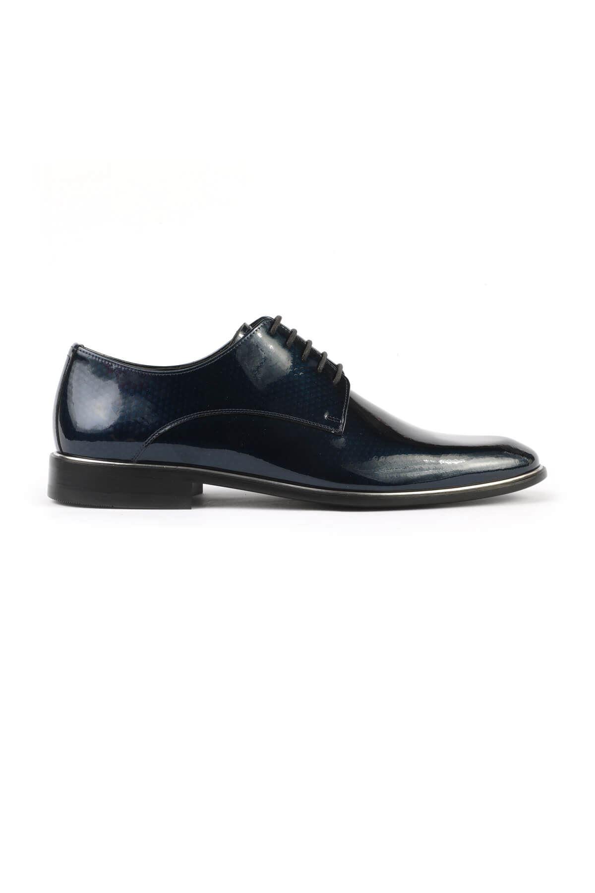 Libero 2140 Navy Blue Classic Shoes