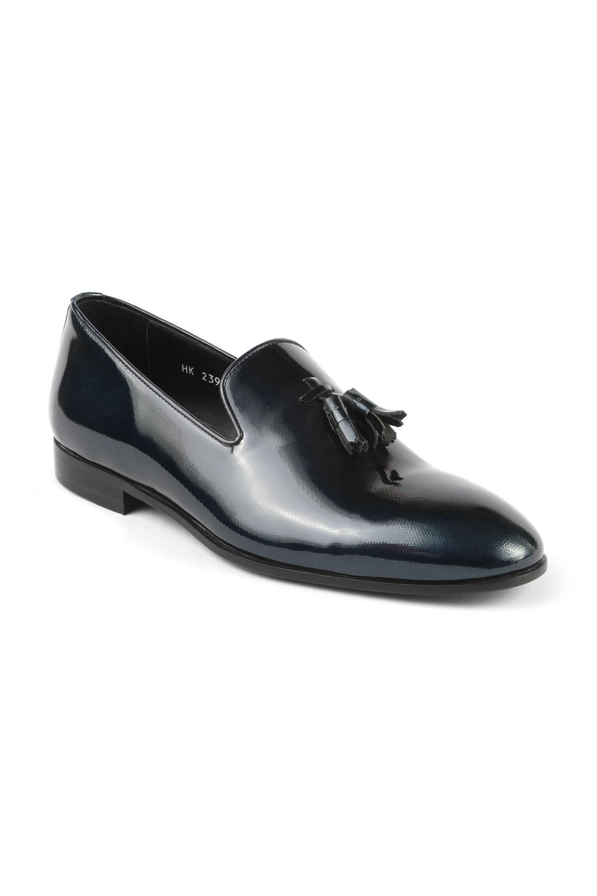 Libero 2393 Lacivert Klasik Ayakkabı