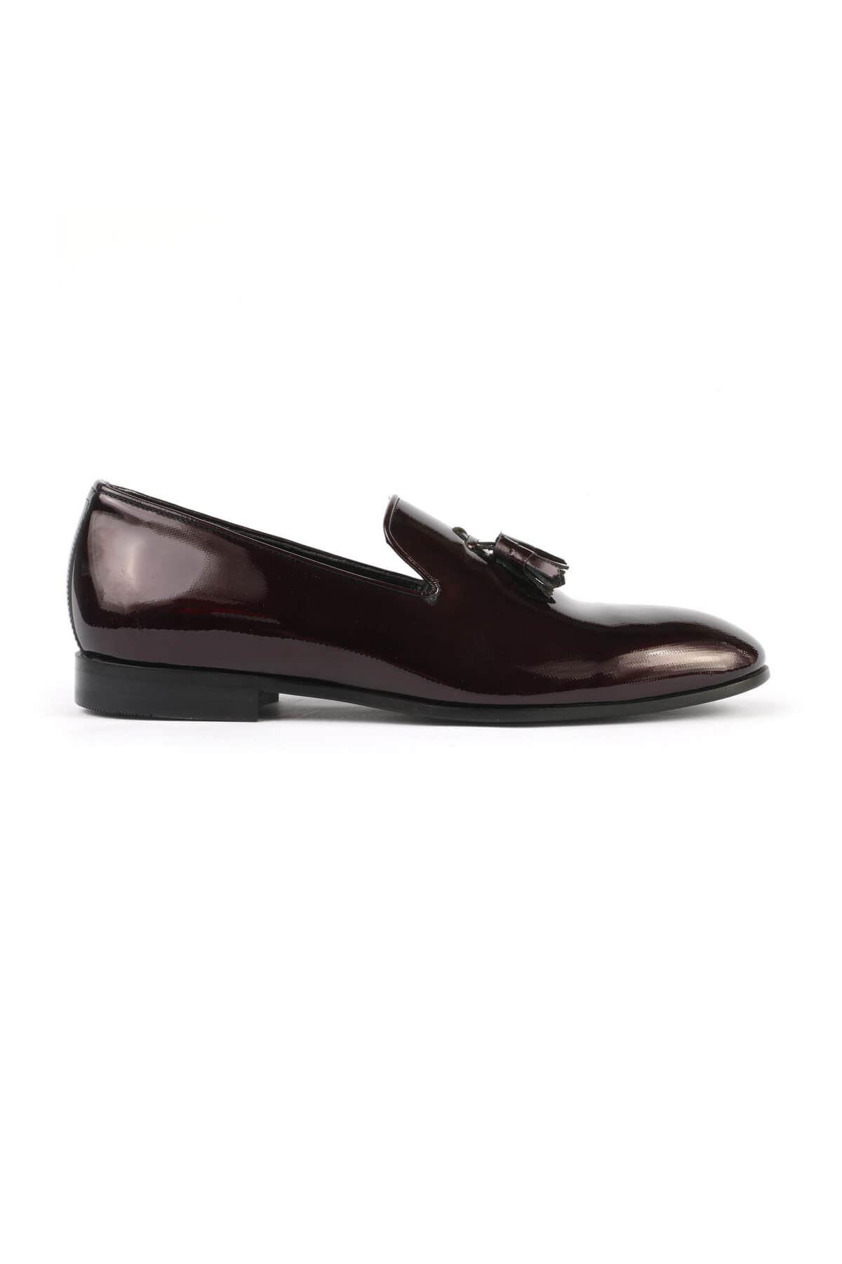 Libero 2393 Claret Red Classic Shoes