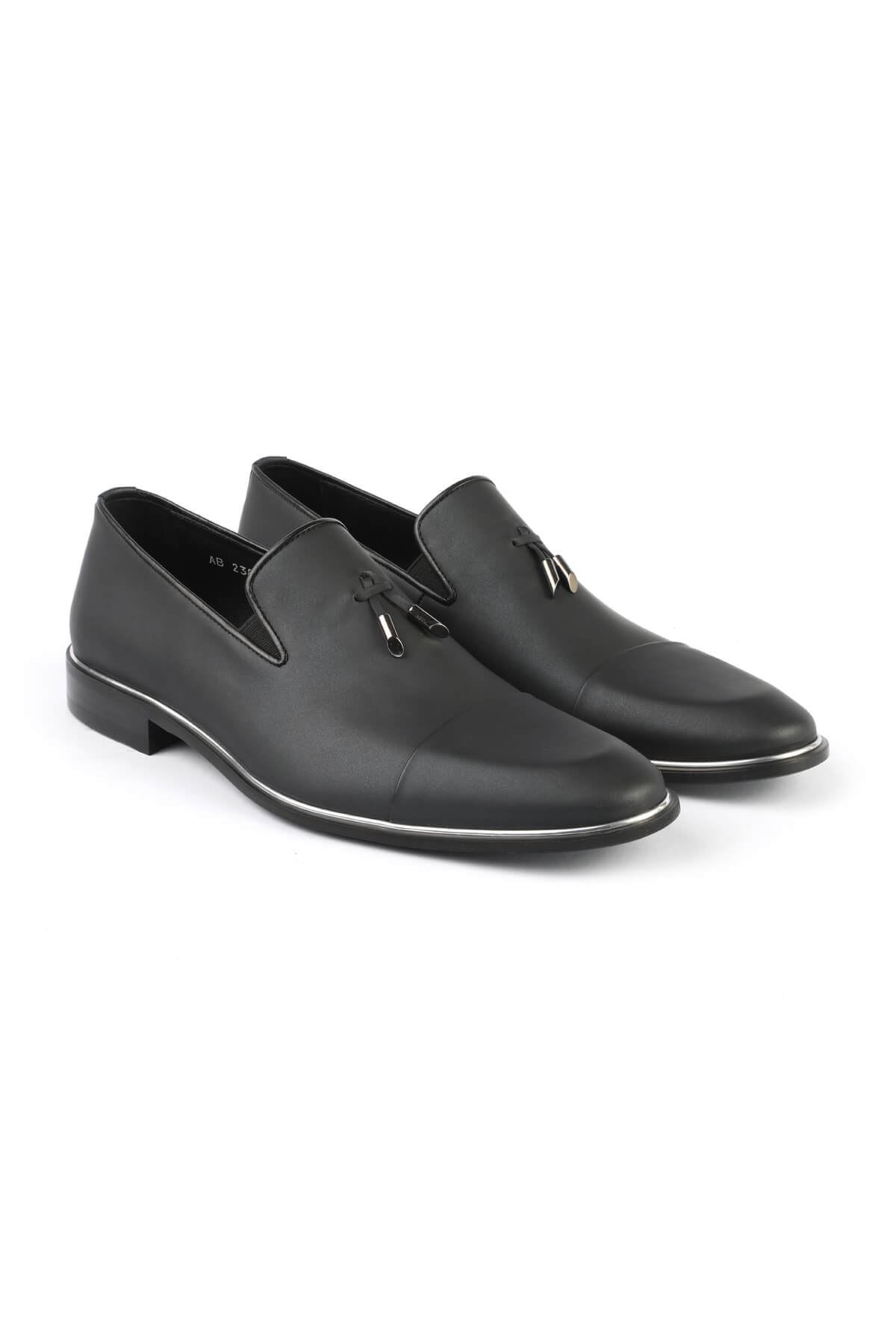 Libero 2385 Black Classic Shoes
