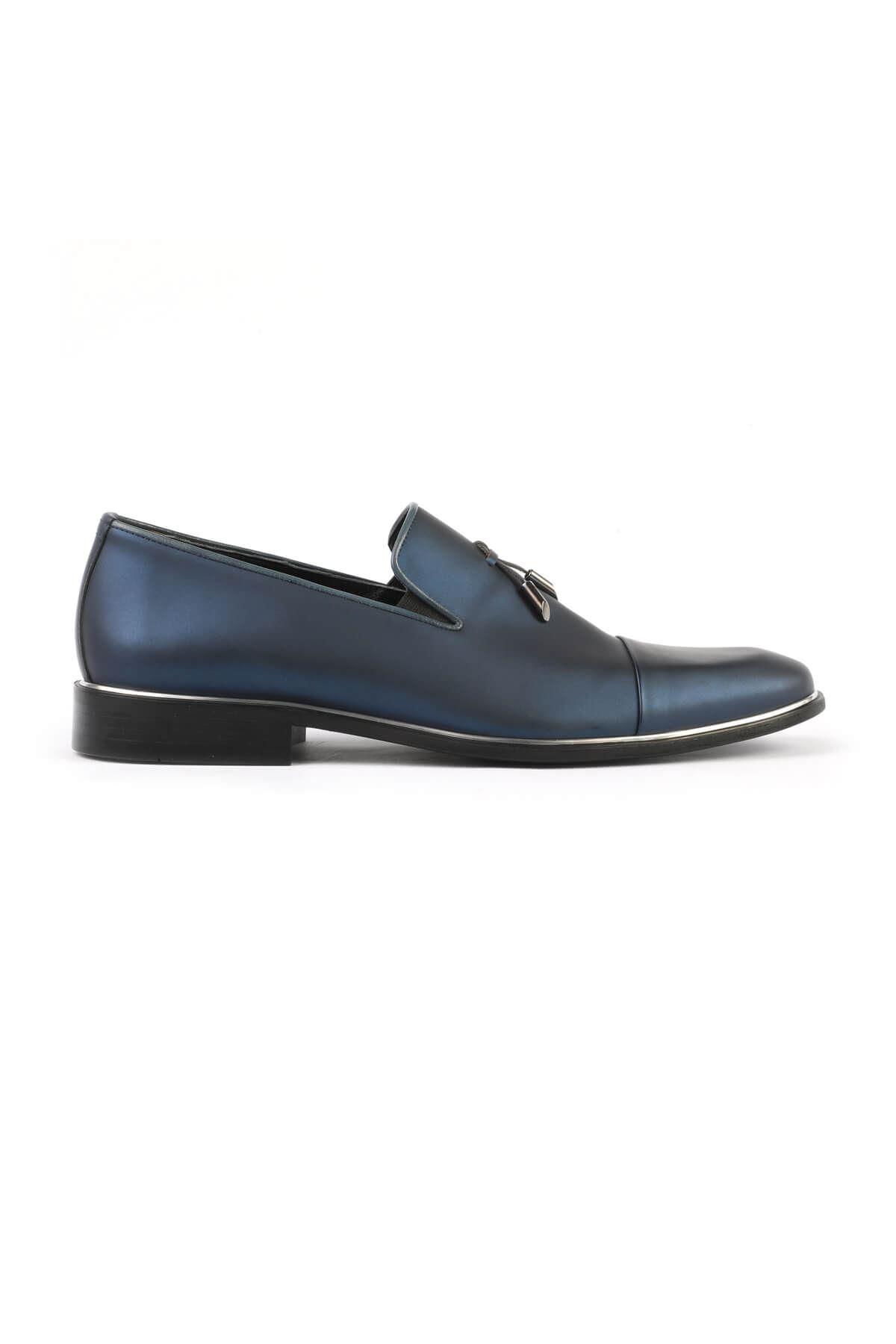 Libero 2385 Lacivert Klasik Ayakkabı
