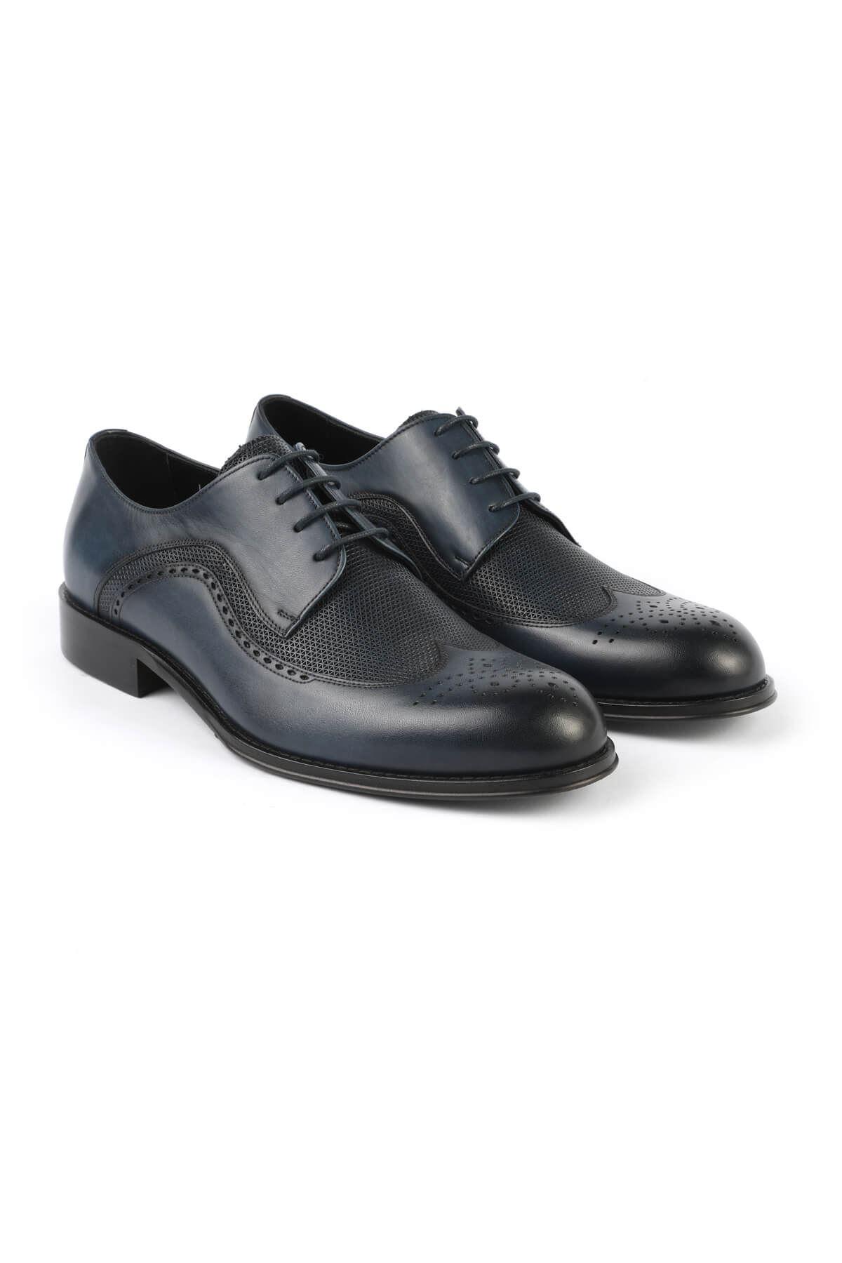 Libero 2873 Lacivert Klasik Ayakkabı