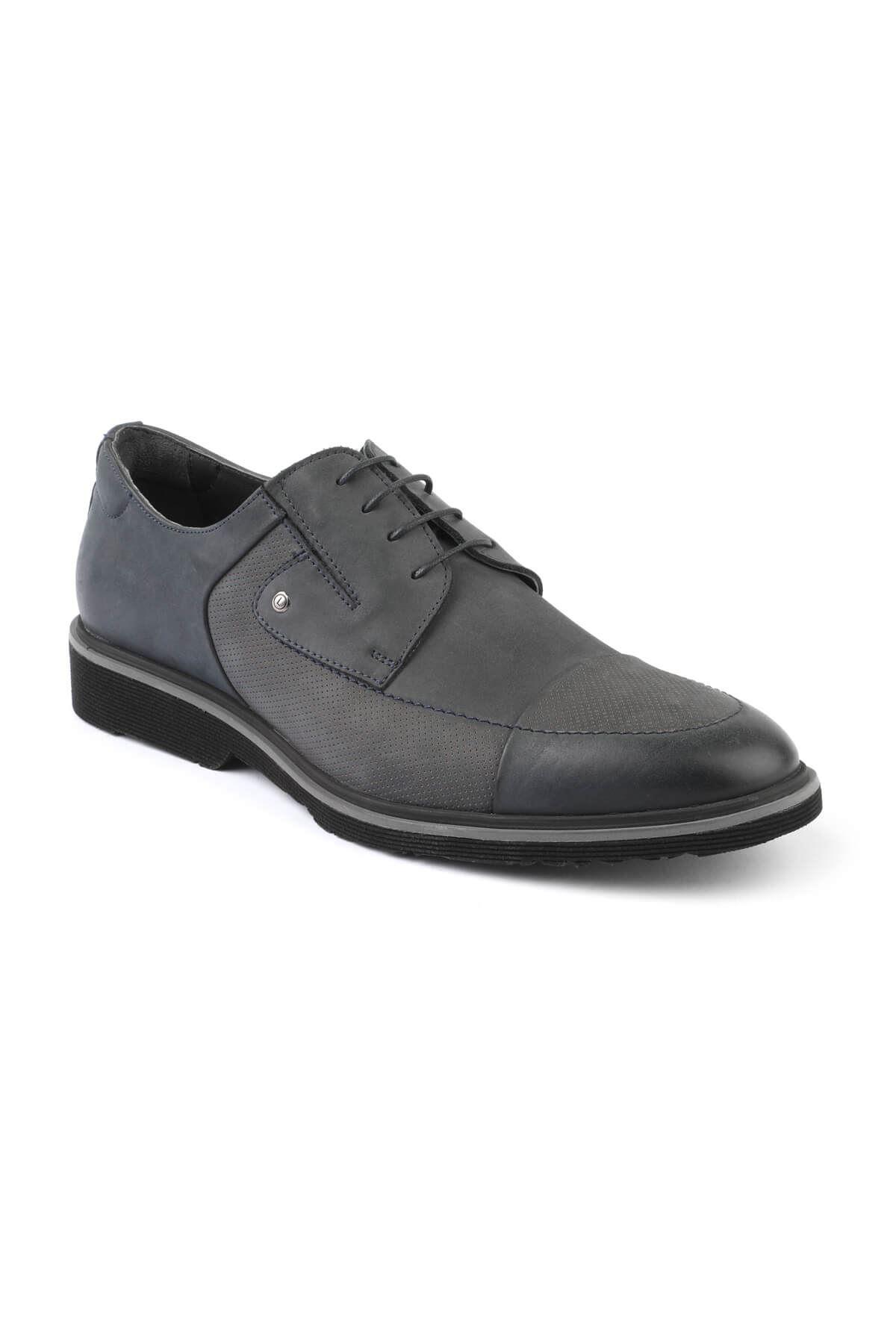 Libero T815 Gray Casual Shoes
