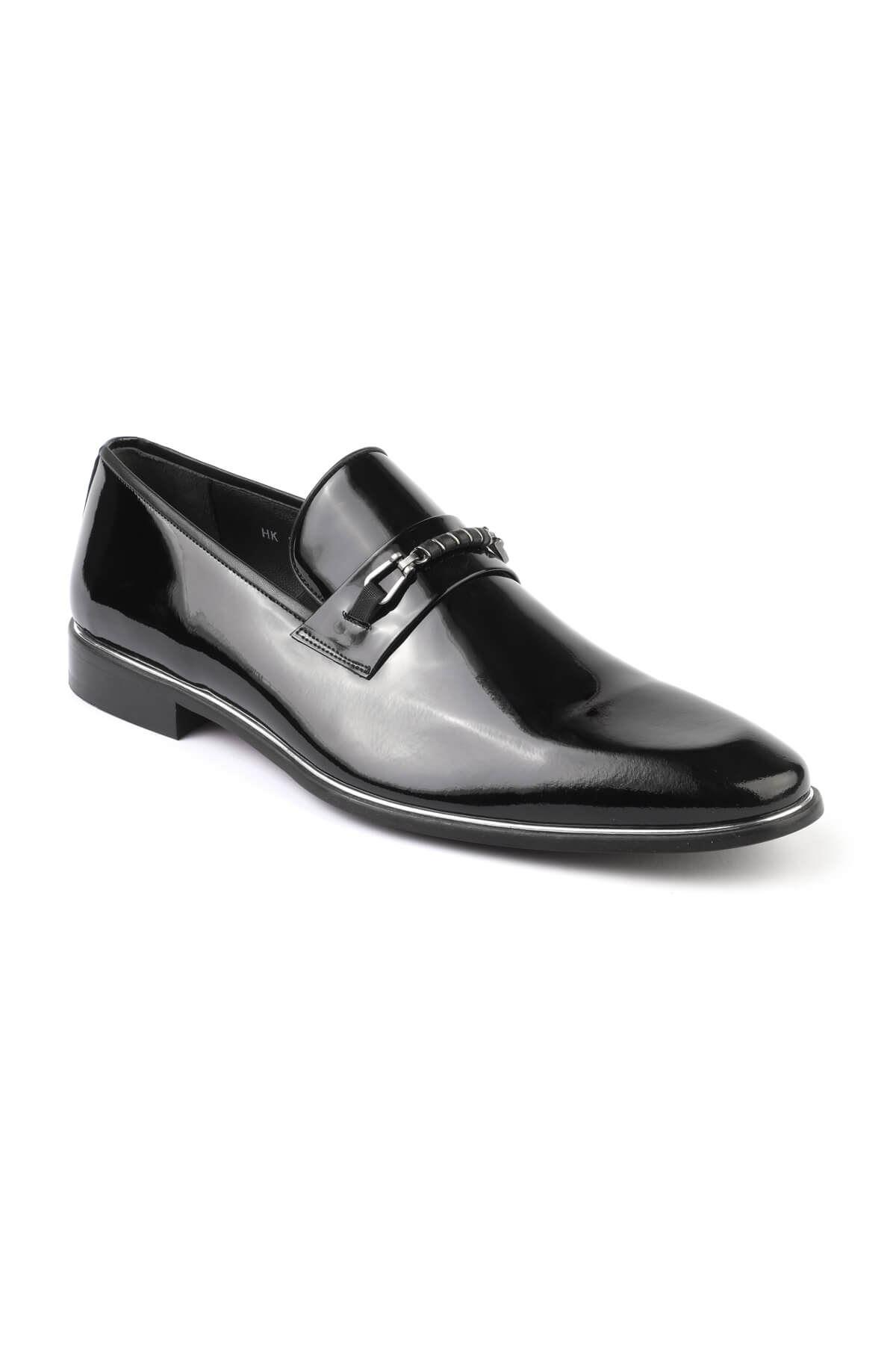 Libero T946 Black Classic Shoes