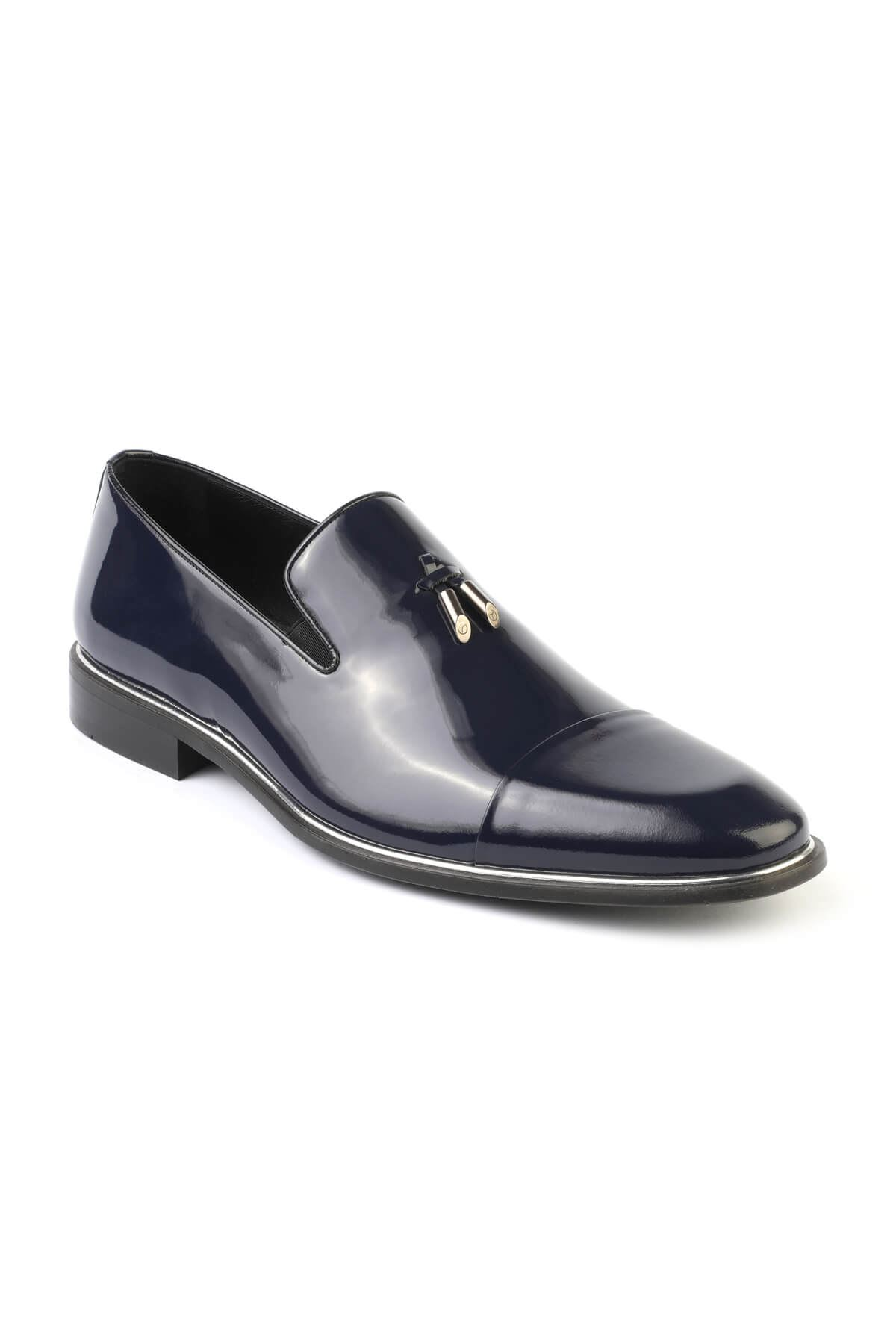 Libero T851 Navy Blue Classic Shoes