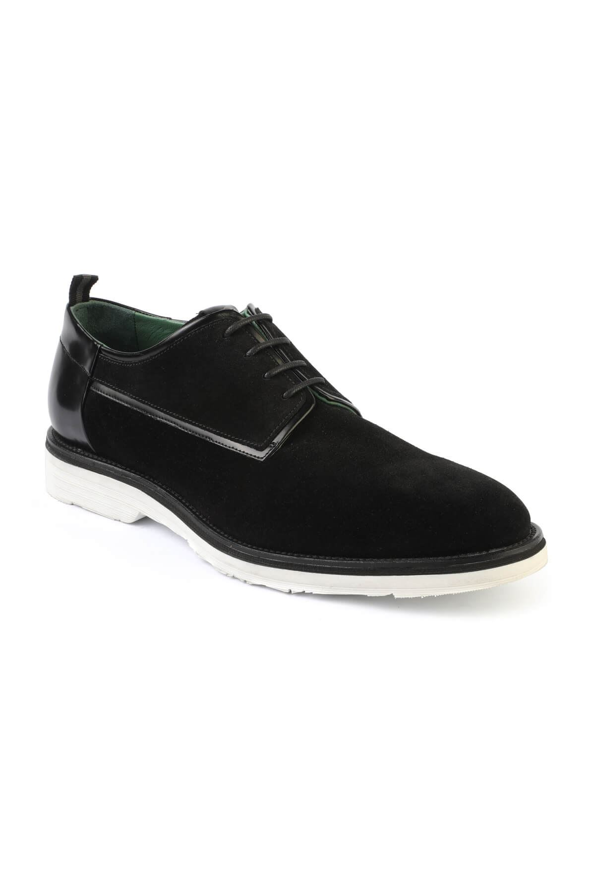 Libero T1304 Black Casual Shoes