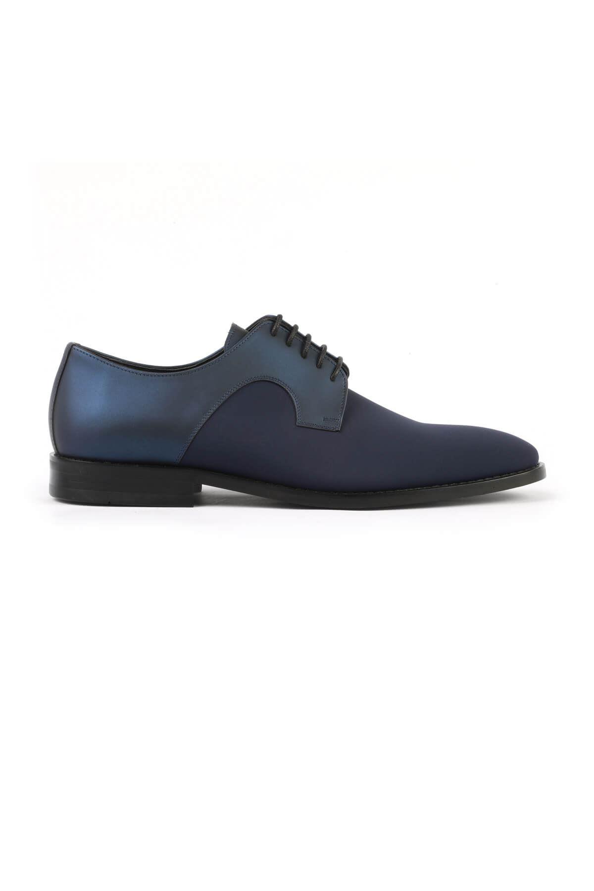 Libero 2727 Navy Blue Classic Shoes