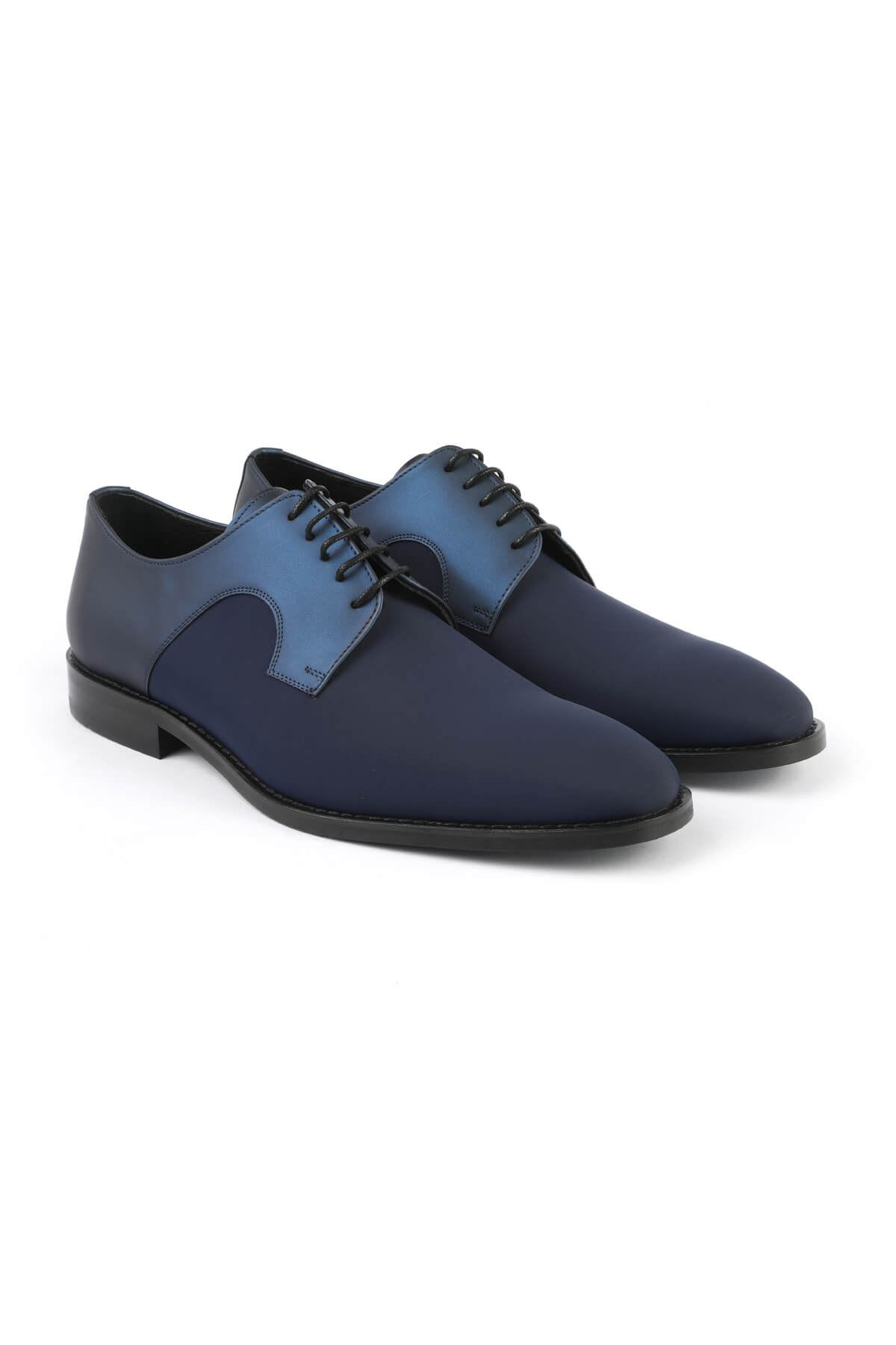 Libero 2727 Navy Blue Classic Shoes