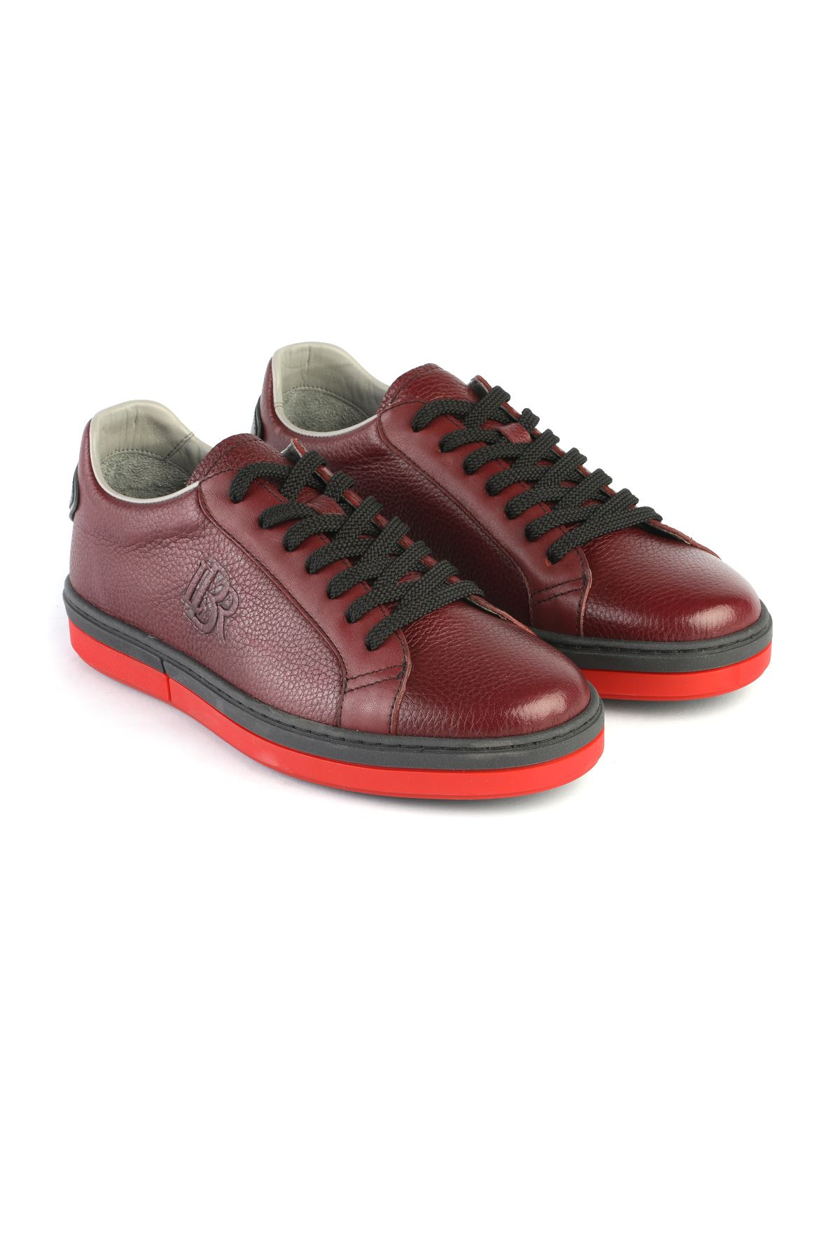 Libero 3355 Claret Red Sneakers