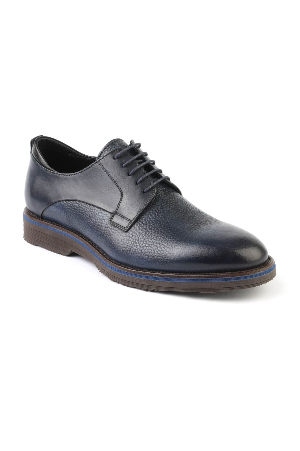 Libero T1280 Navy Blue Casual Shoes