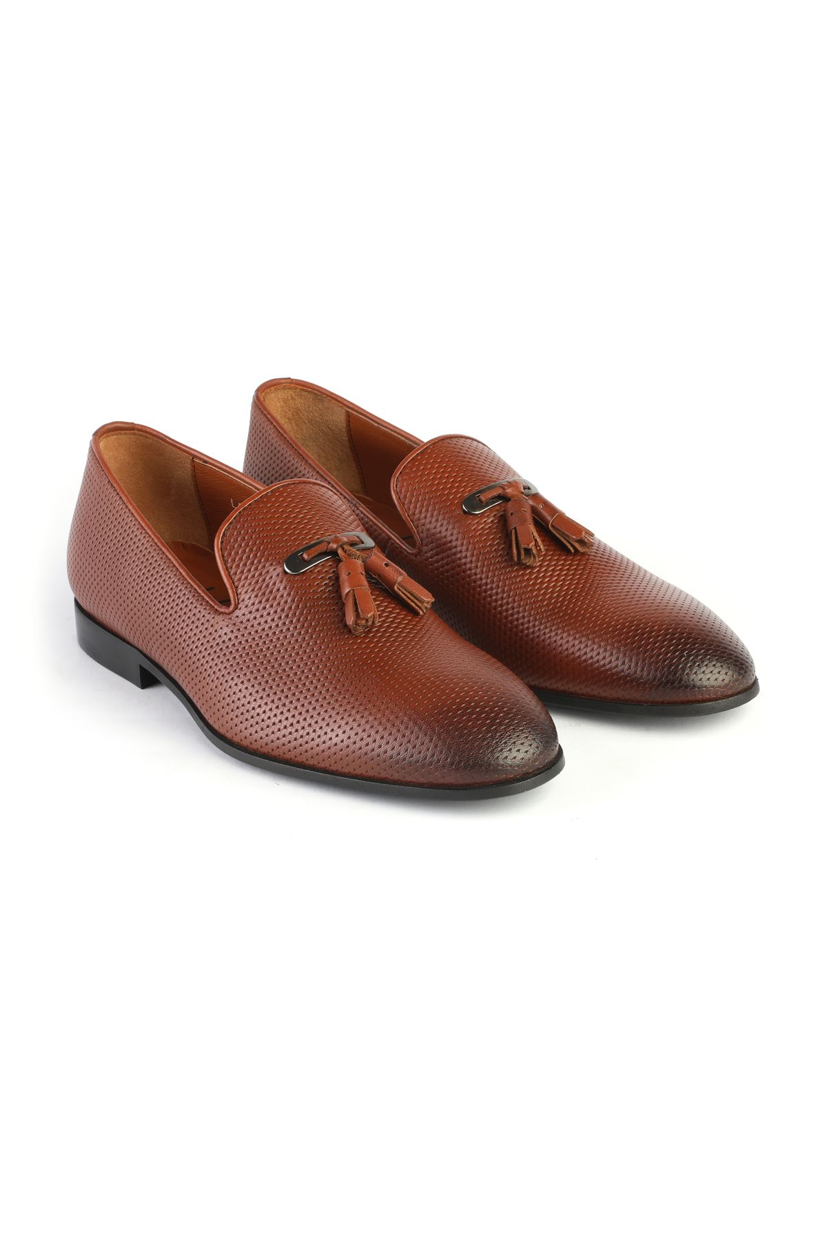 Libero 3324 Tan Loafer Shoes