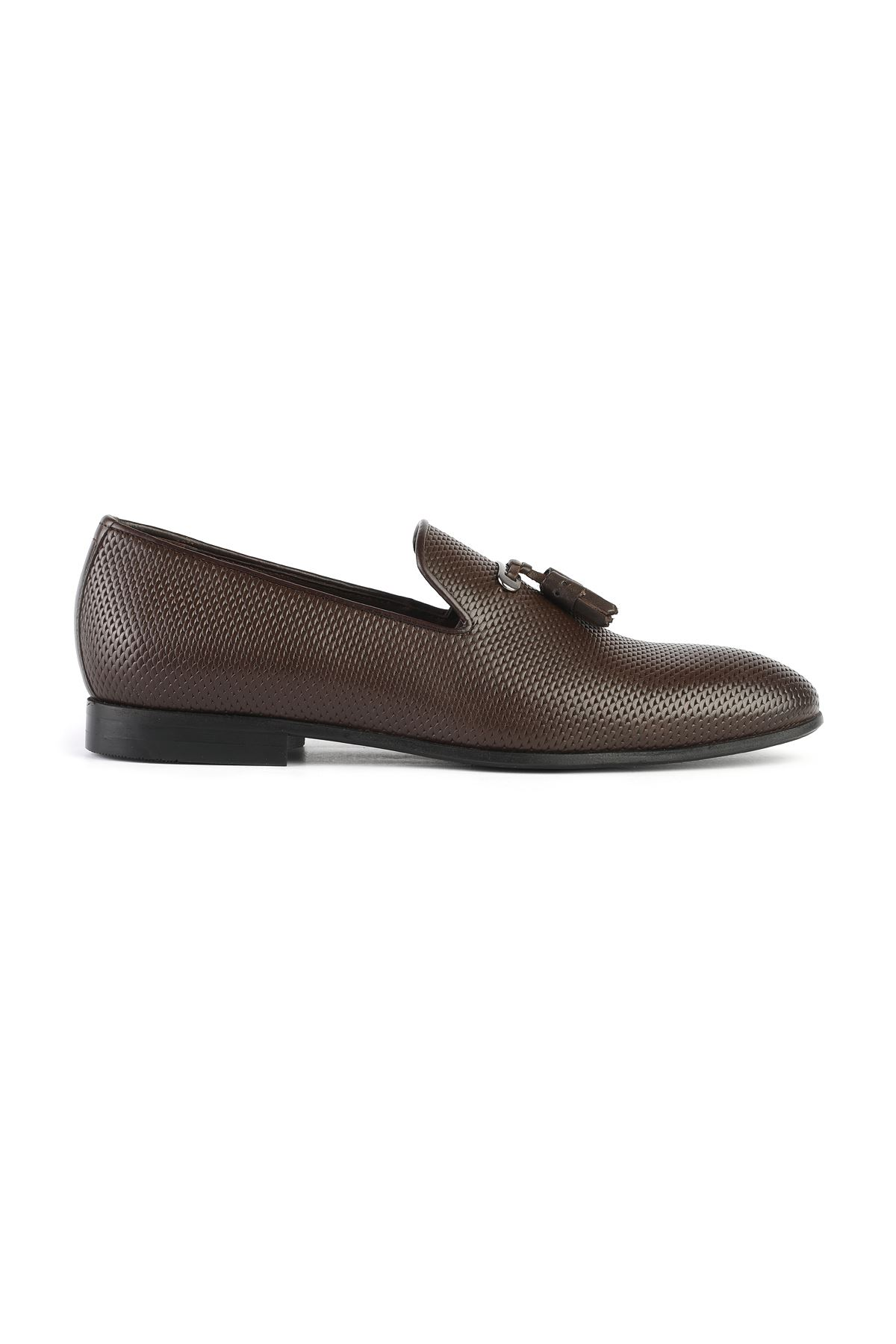 Libero 3324 Brown Loafer Shoes