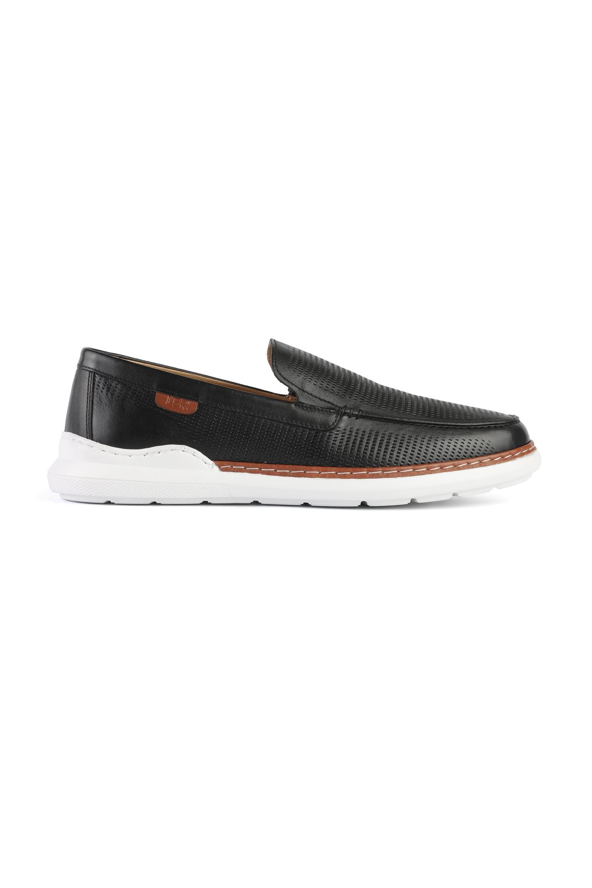 Libero 3332 Black Loafer Shoes