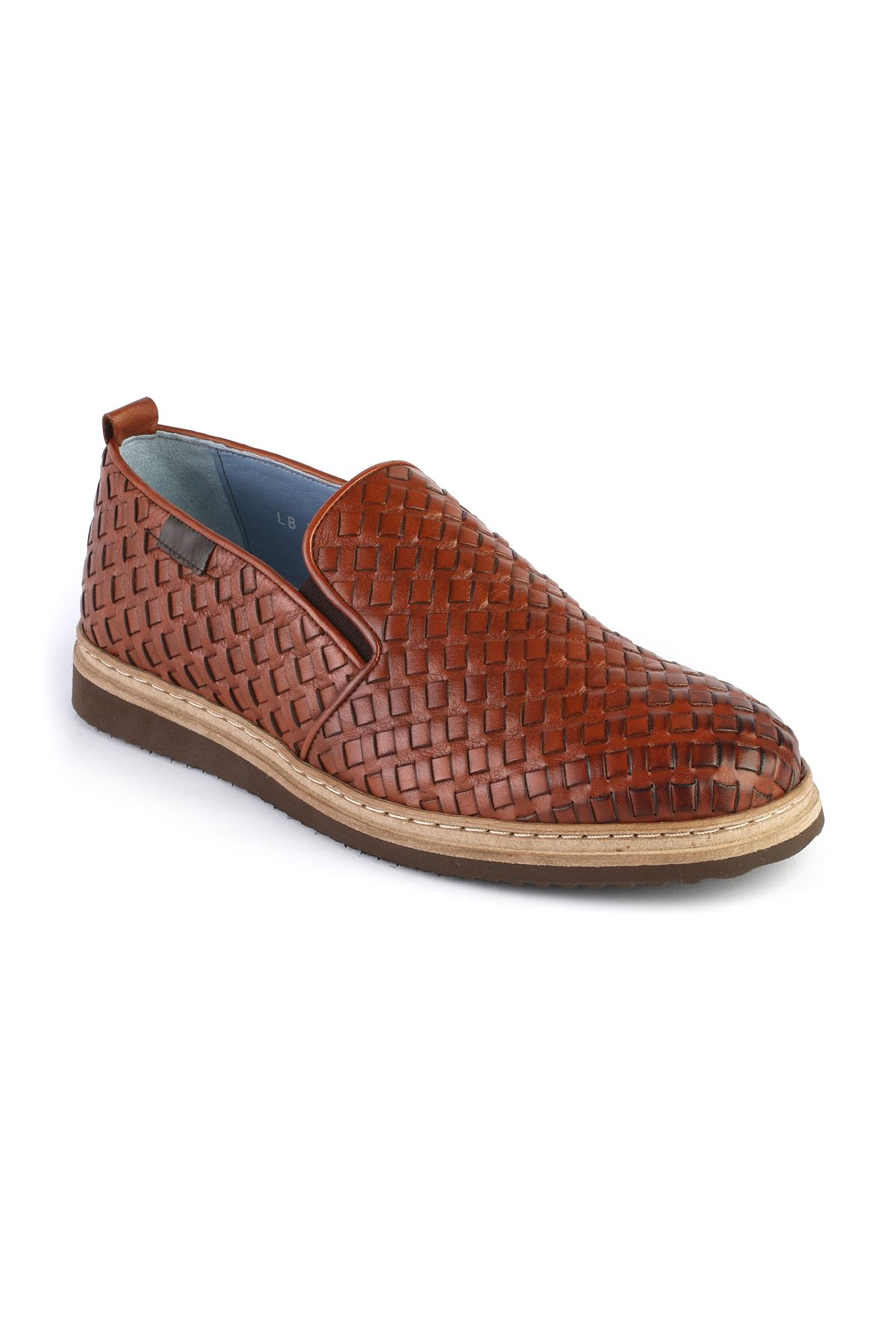 Libero 3295 Tan Loafer Shoes