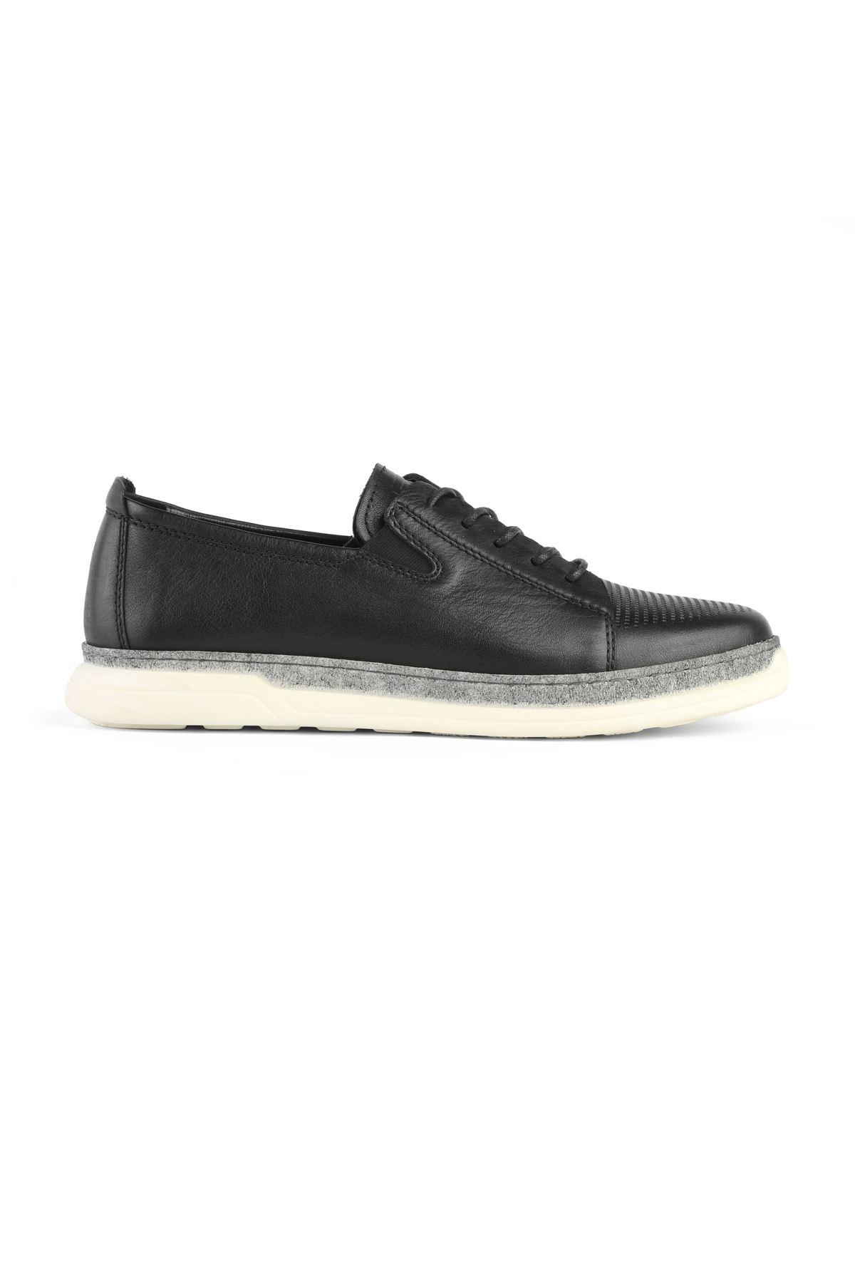 Libero 3307 Black Loafer Shoes