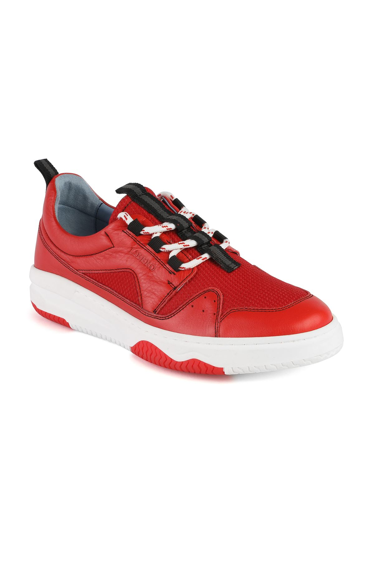 Libero 3341 Red Sports Shoes