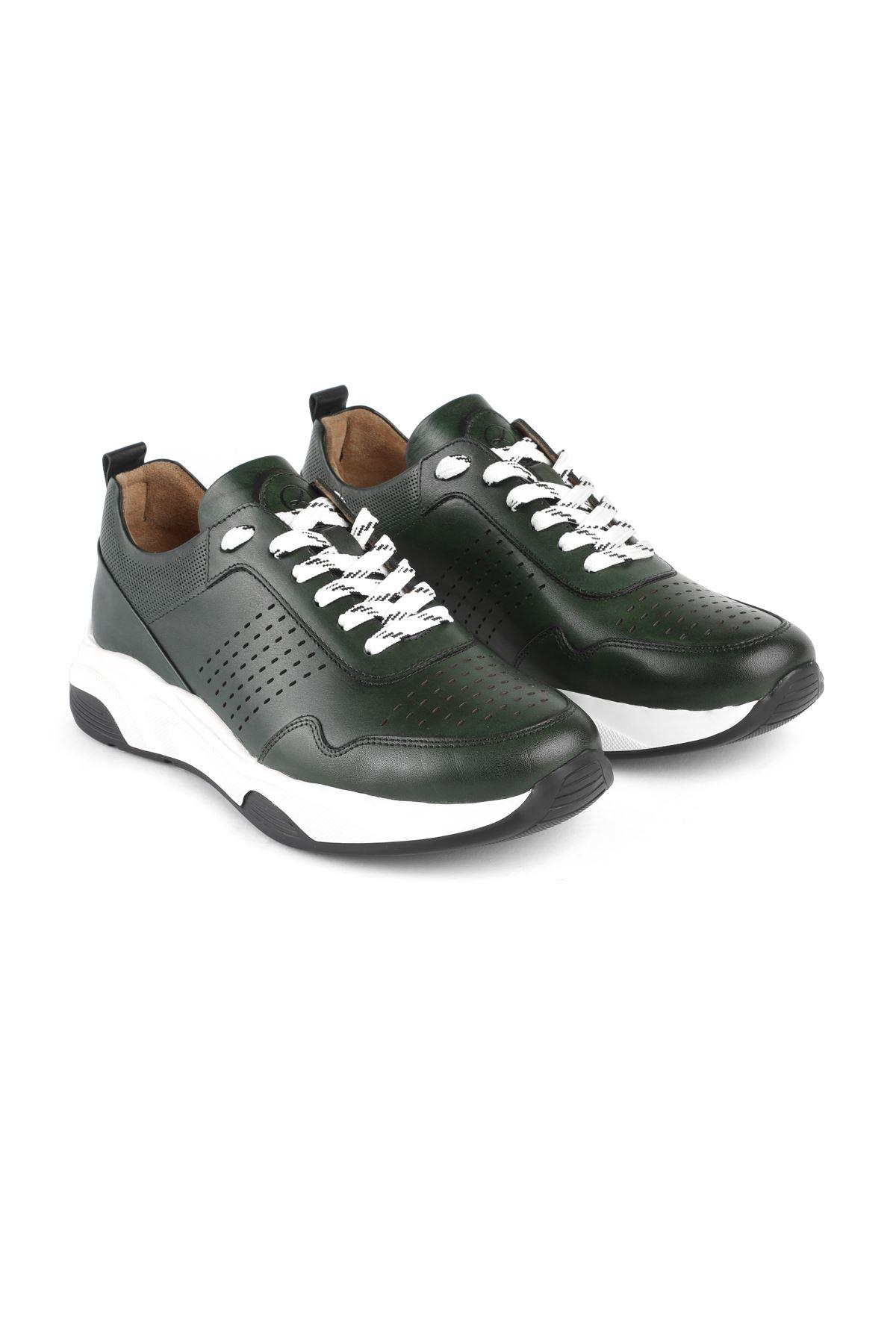 Libero 3313 Khaki Sport Shoes