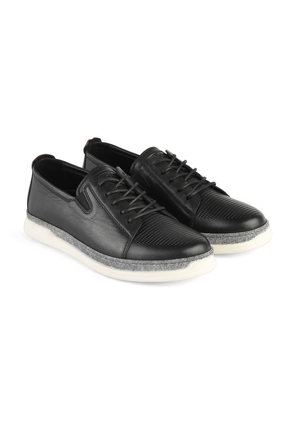 Libero 3307 Siyah Loafer Ayakkabı