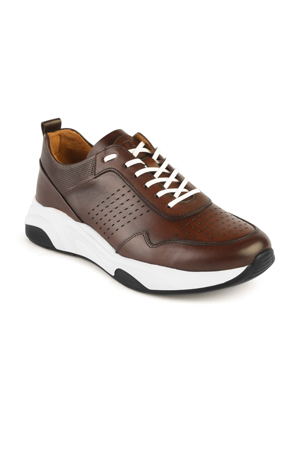 Libero 3313 Brown Sports Shoes