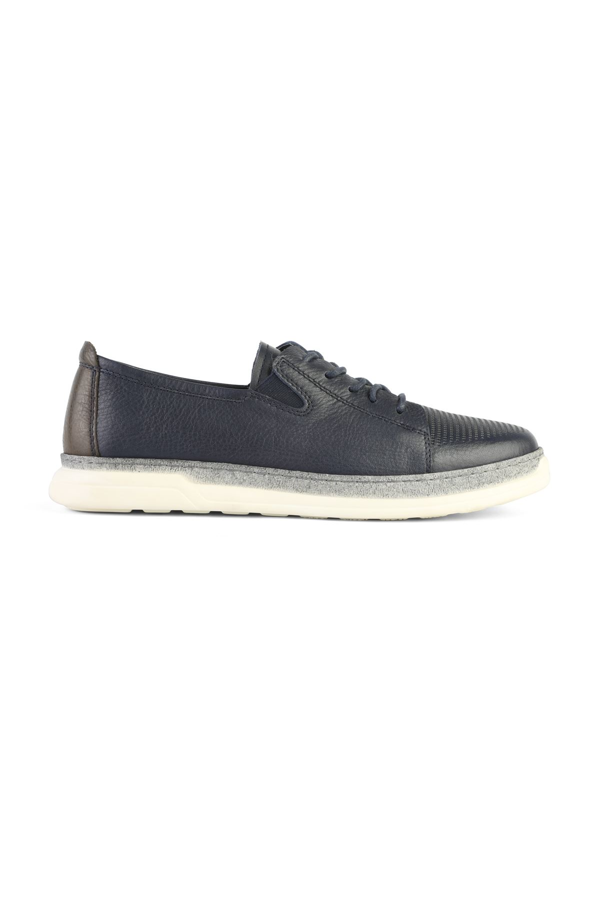 Libero 3307 Navy Blue Loafers