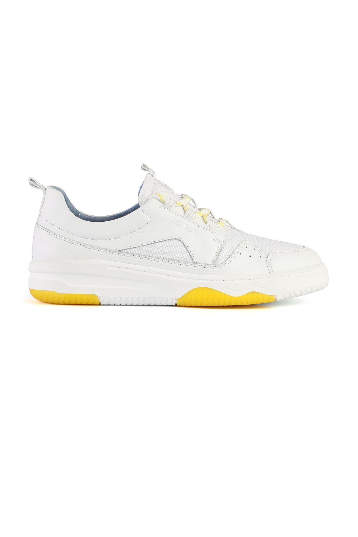 Libero 3341 White Sneakers