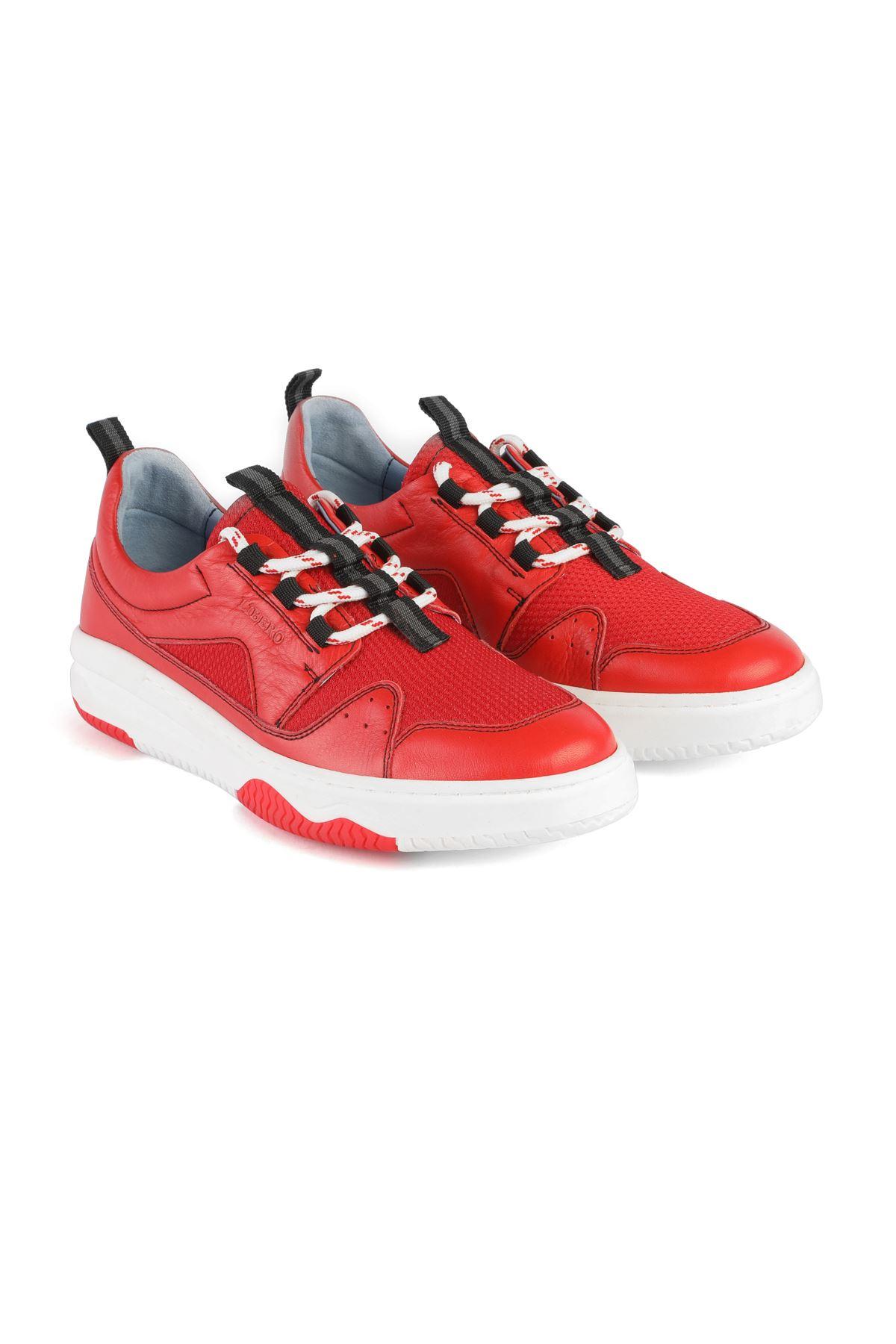 Libero 3341 Red Sneakers