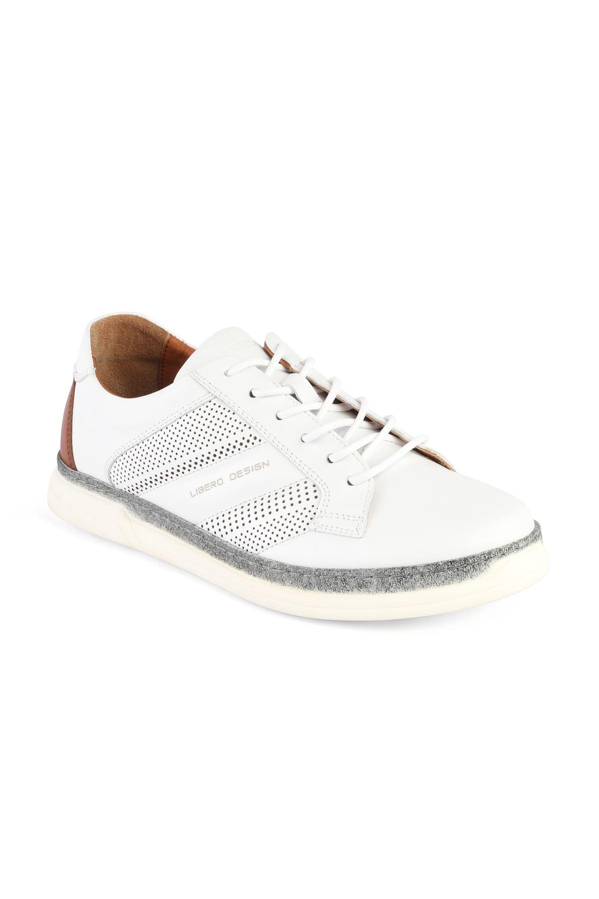Libero 3308 Beyaz Casual Ayakkabı