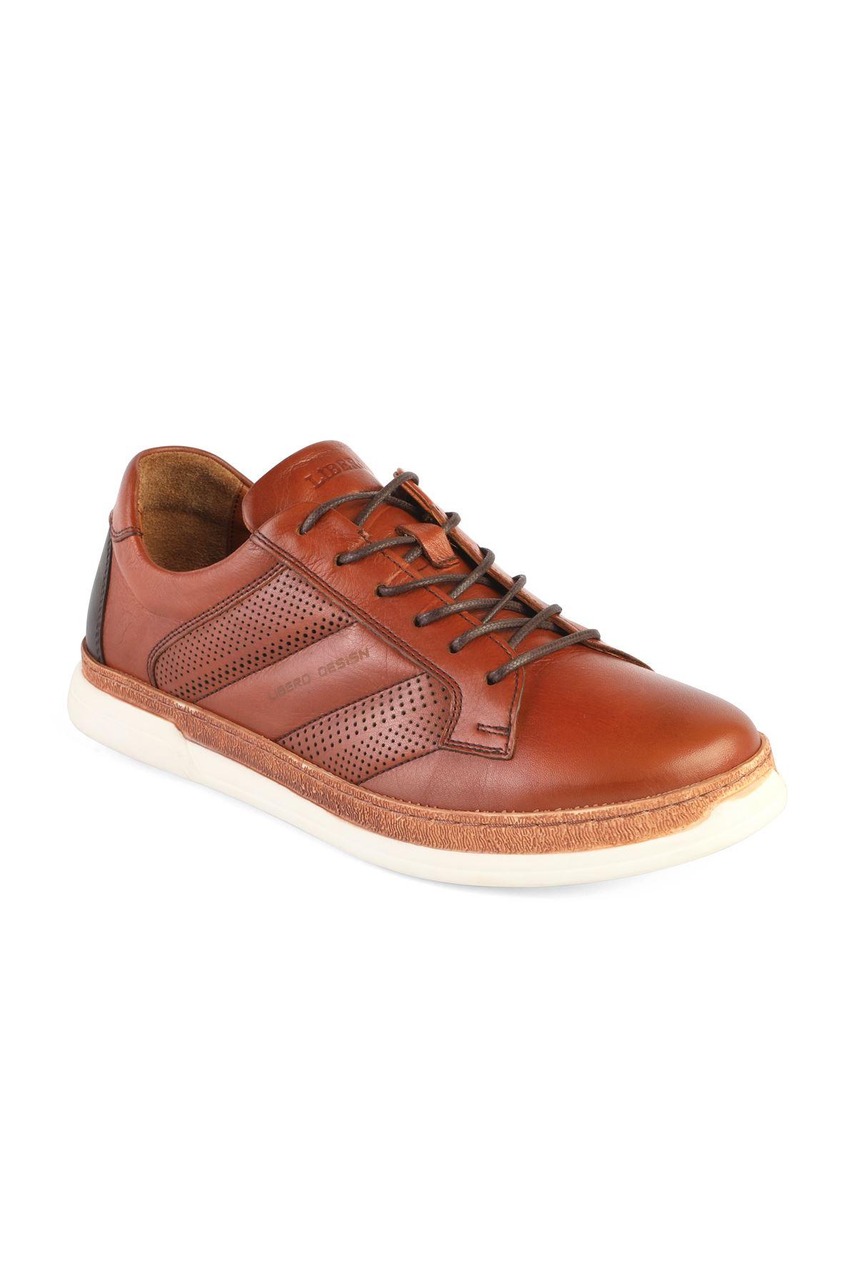 Libero 3308 Tan Casual Shoes