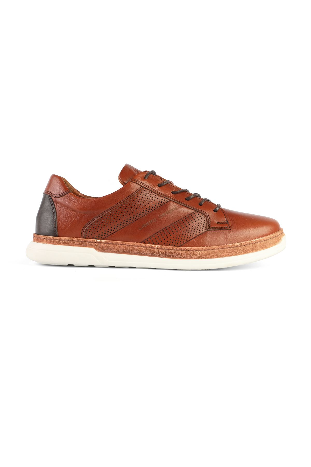 Libero 3308 Brown Casual Shoes