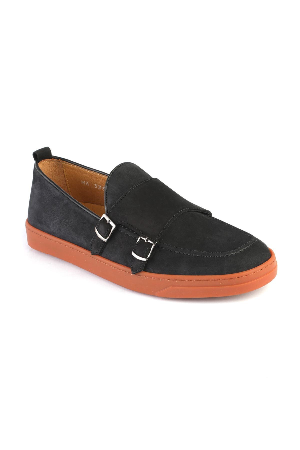 Libero 3357 Siyah Loafer Ayakkabı