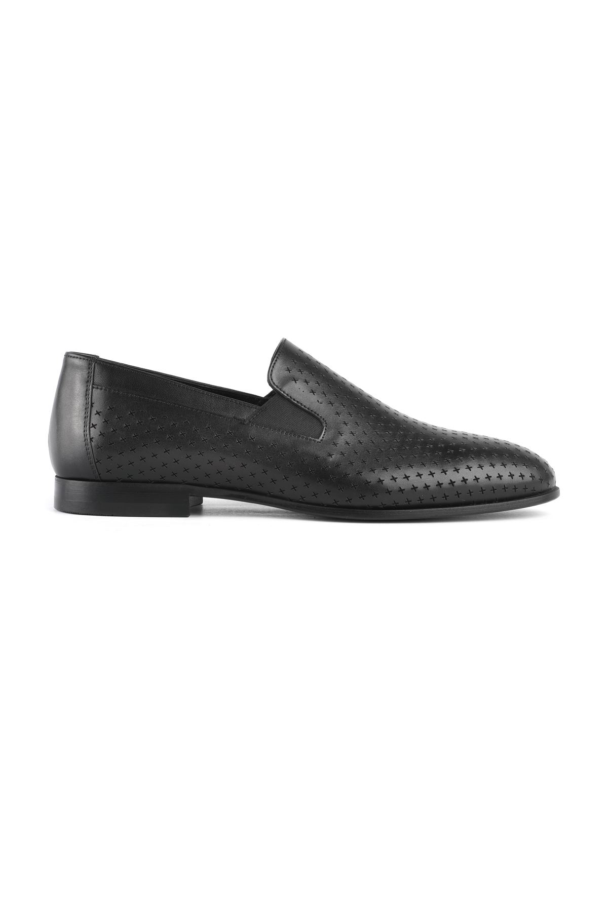 Libero 3266 Black Loafer Shoes
