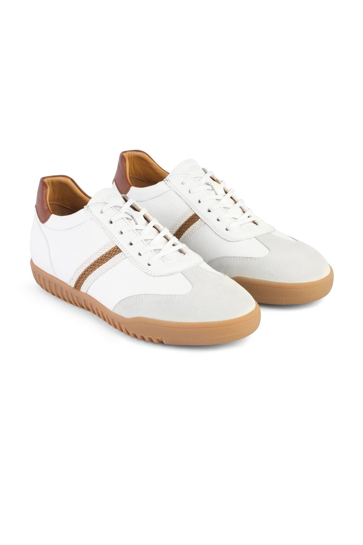 Libero 3422 White Sneakers