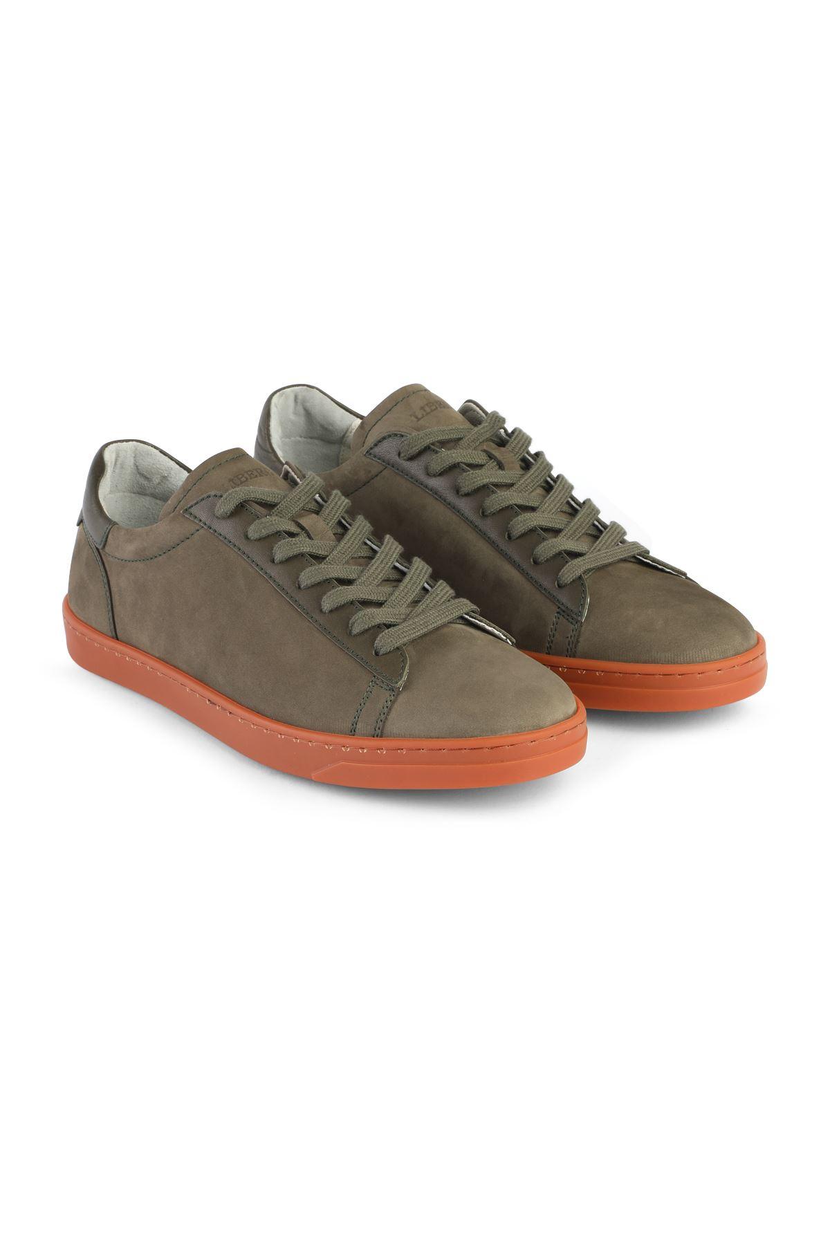 Libero 3419 Haki Casual Ayakkabı
