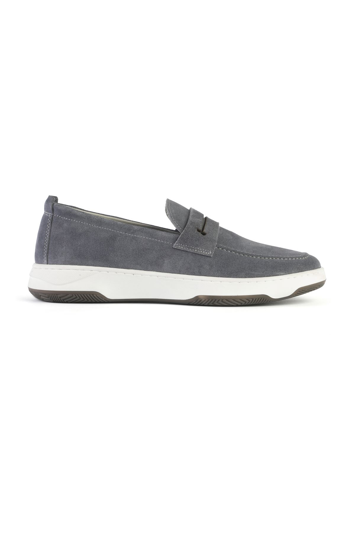 Libero 3229 Gray Loafer Shoes