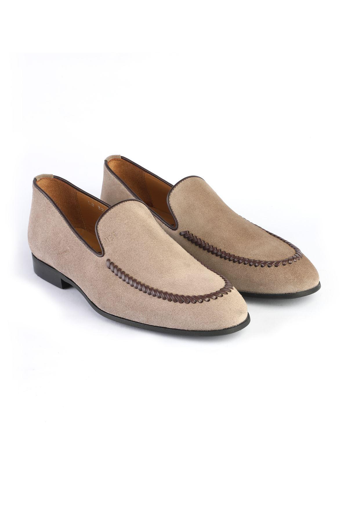 Libero 3260 Mink Loafer Shoes