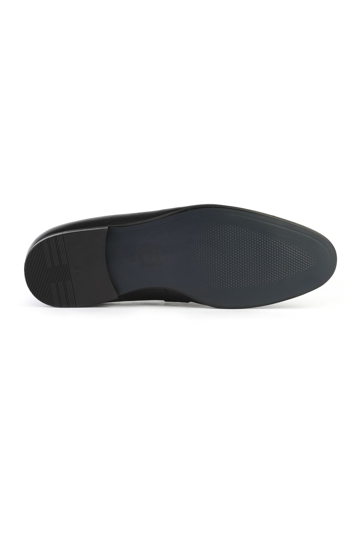 Libero 3270 Black Loafer Shoes